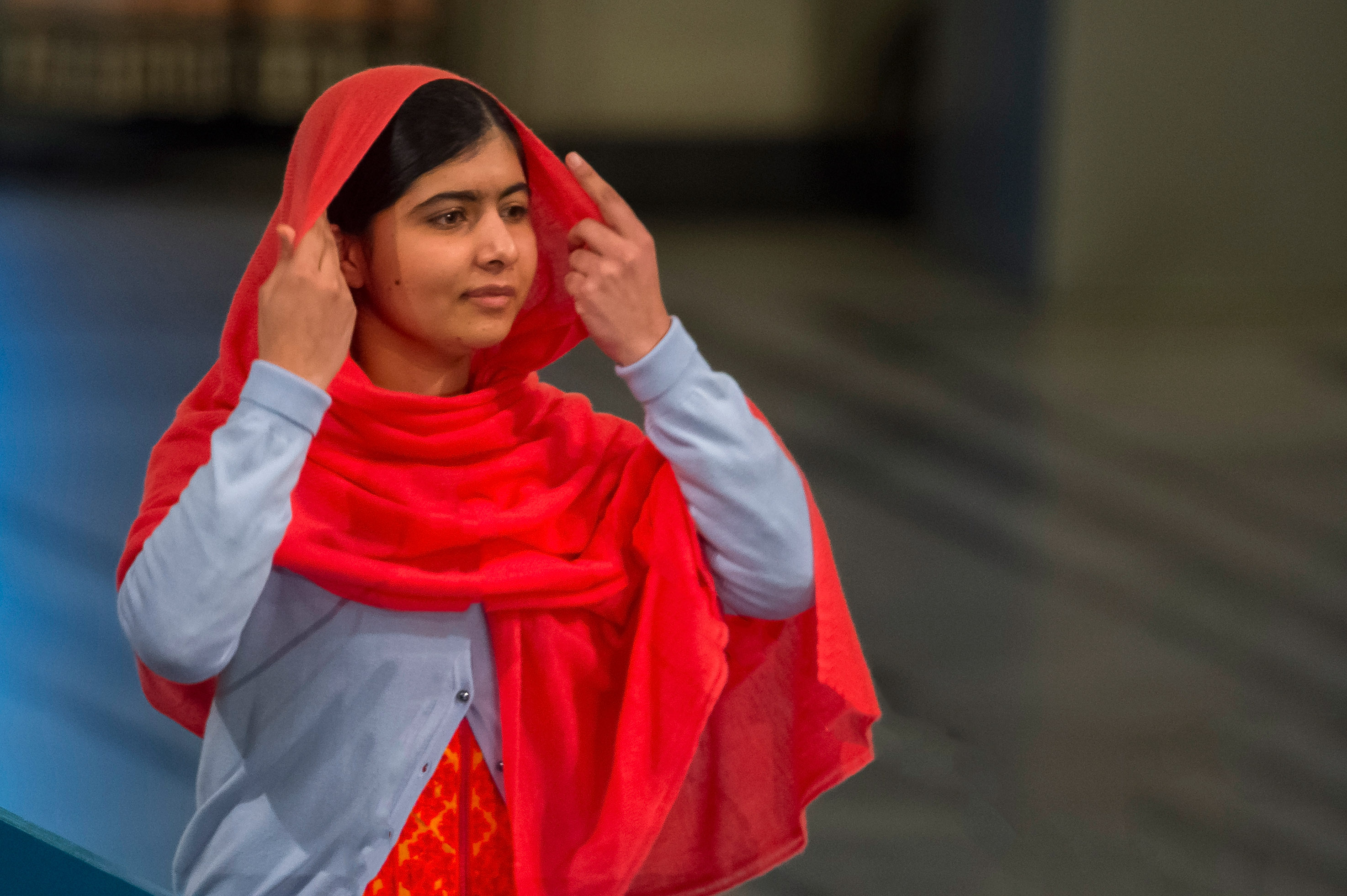How Malala Yousafzai Is Using Her Blood-Stained School Uniform In One Further Act Of Defiance forecast