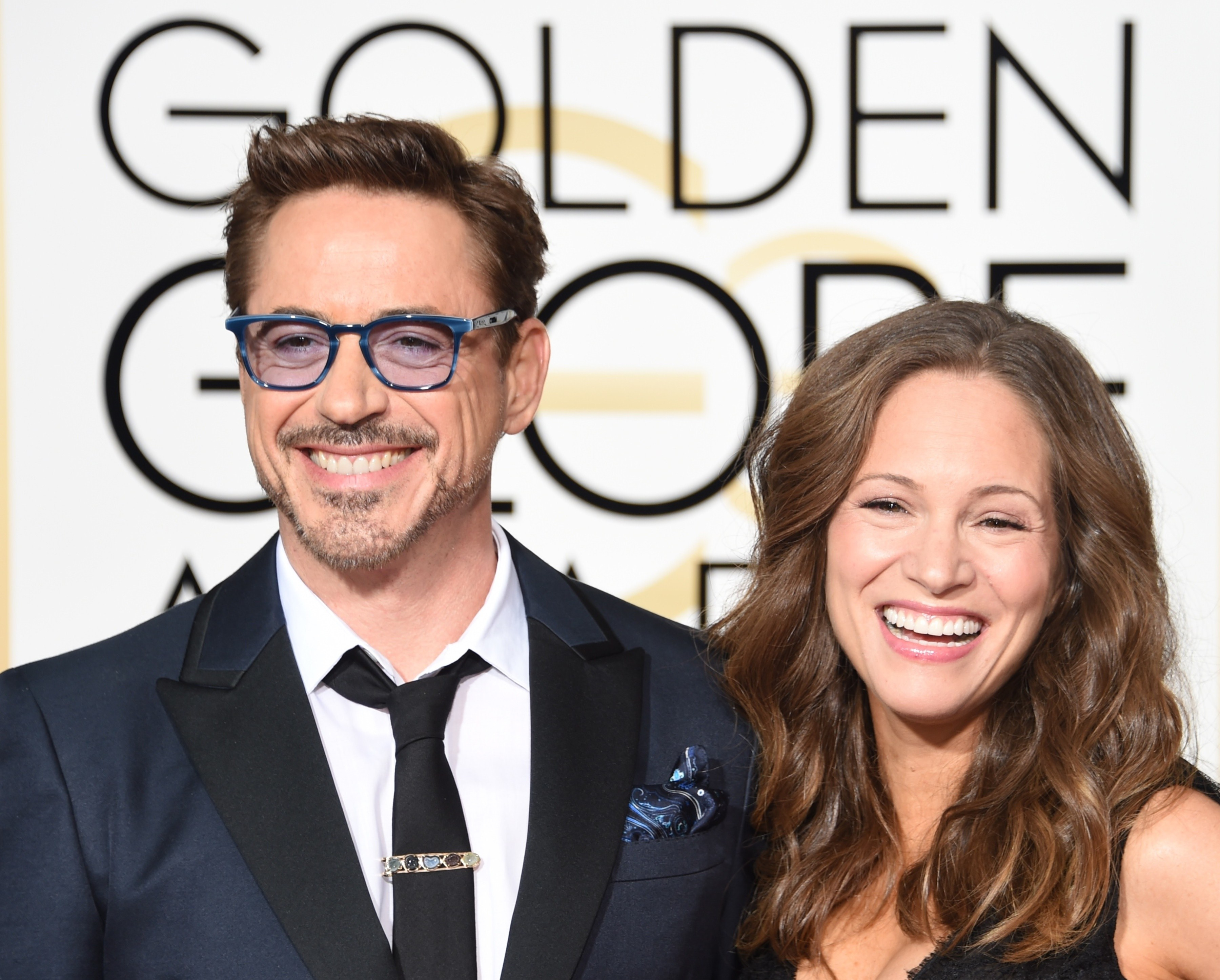 0f77a927777 7 Times Robert Downey Jr.   His Wife Were Total  RelationshipGoals (Could  They BE Any Cuter )