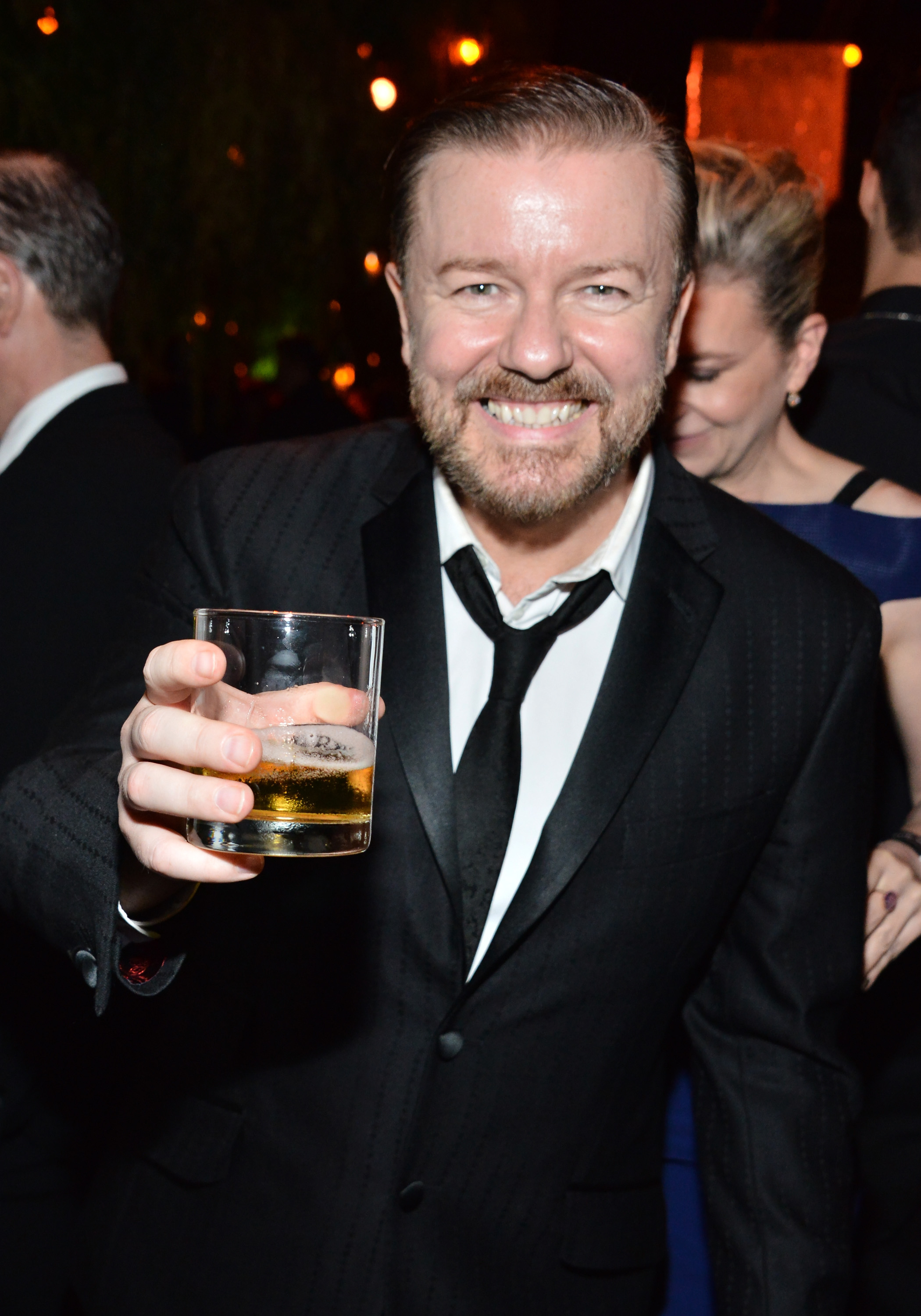 Image result for gervais drinking