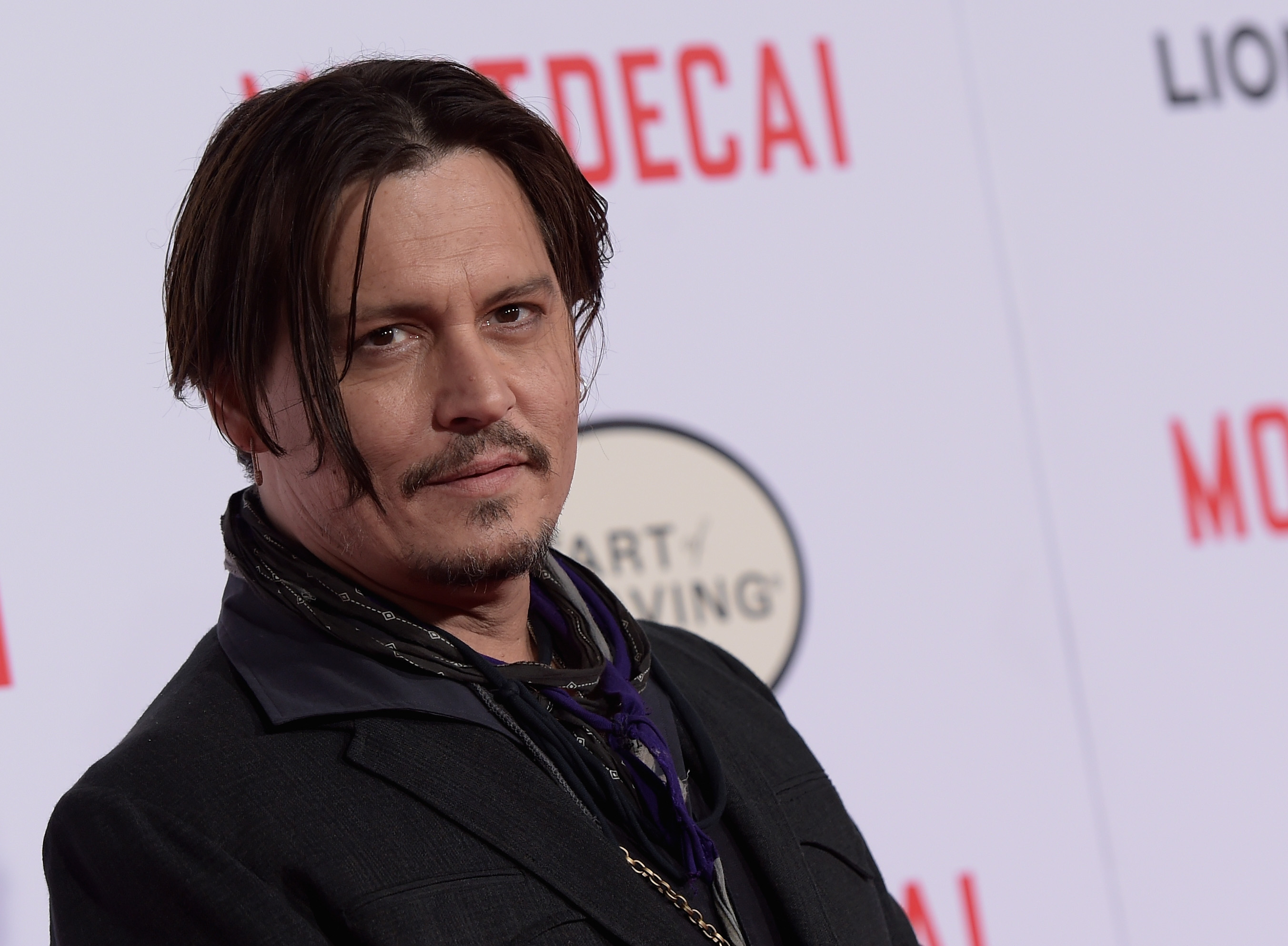 Johnny Depp For Dior Sauvage Commercial Doesnt Skimp On Drama Or