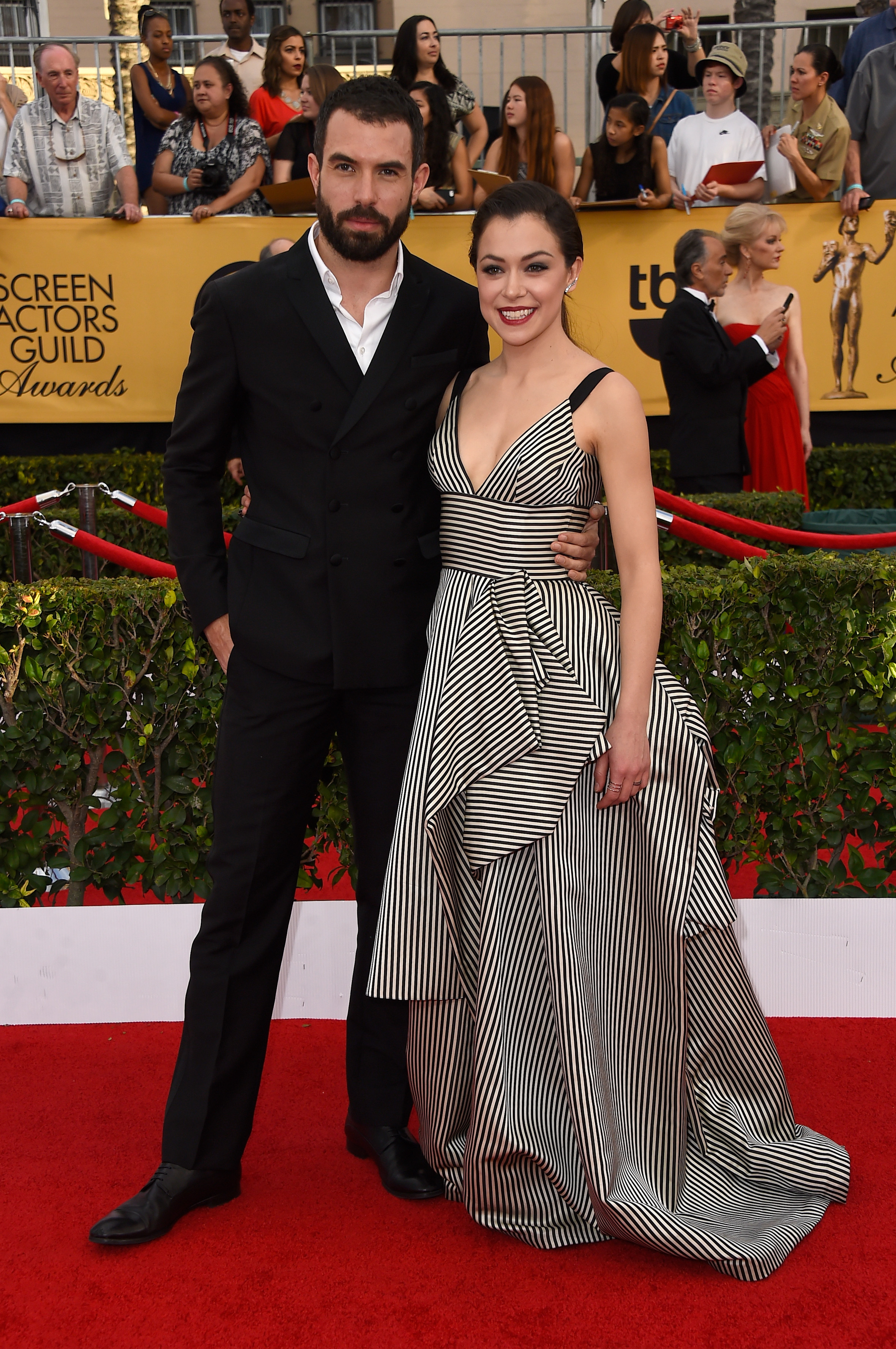 Tatiana Maslany & Tom Cullen Slay The Competition When It Comes To Adorable  Instagram Pics — PHOTOS