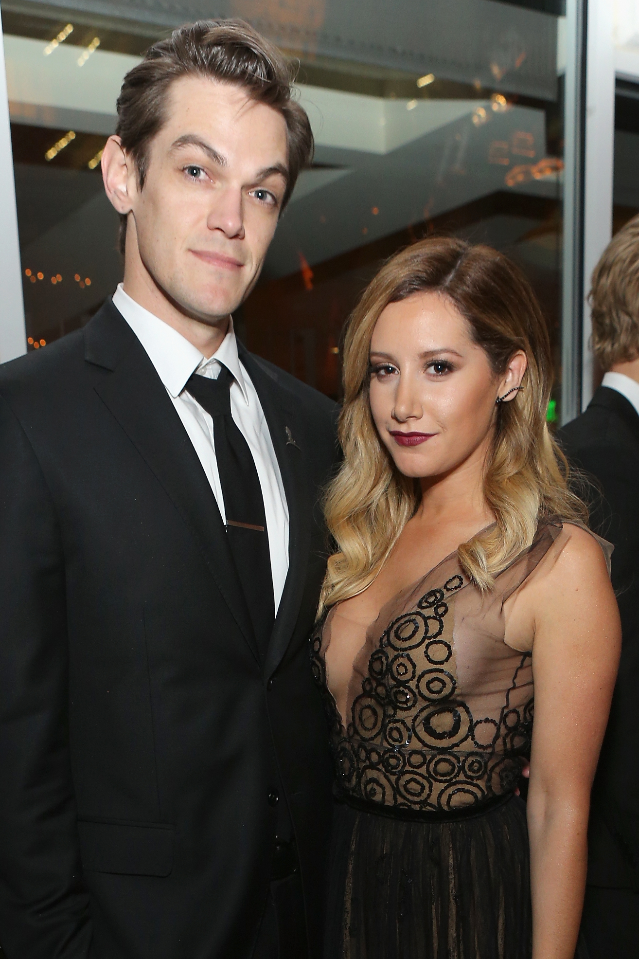 Ashley tisdale marries christopher french goes for the cool mike windlegetty images entertainmentgetty images ombrellifo Choice Image