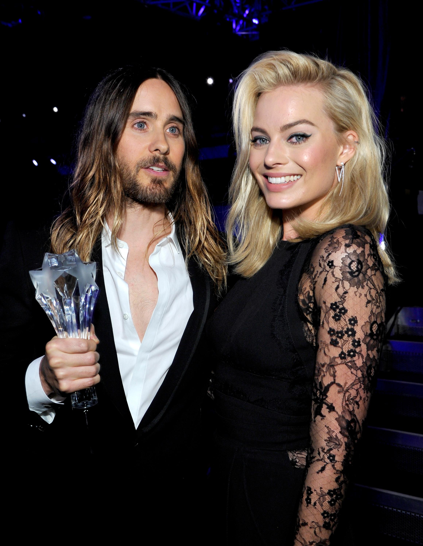 Suicide Squad Actor Margot Robbie Kept The Rat Jared Leto Gave Her