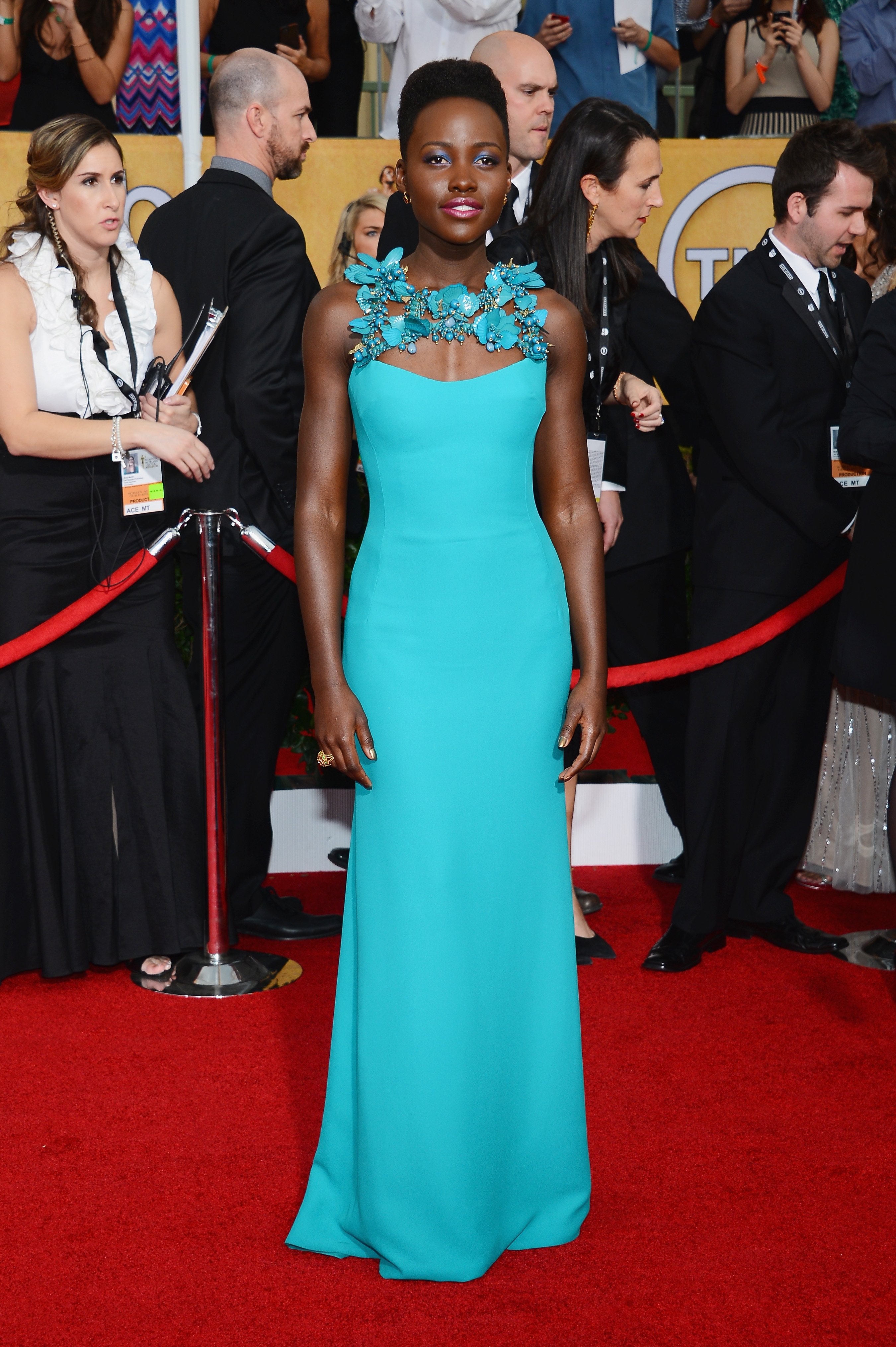 Lupita Nyong\'o Vs. Jennifer Lawrence: Which Best Supporting Actress ...
