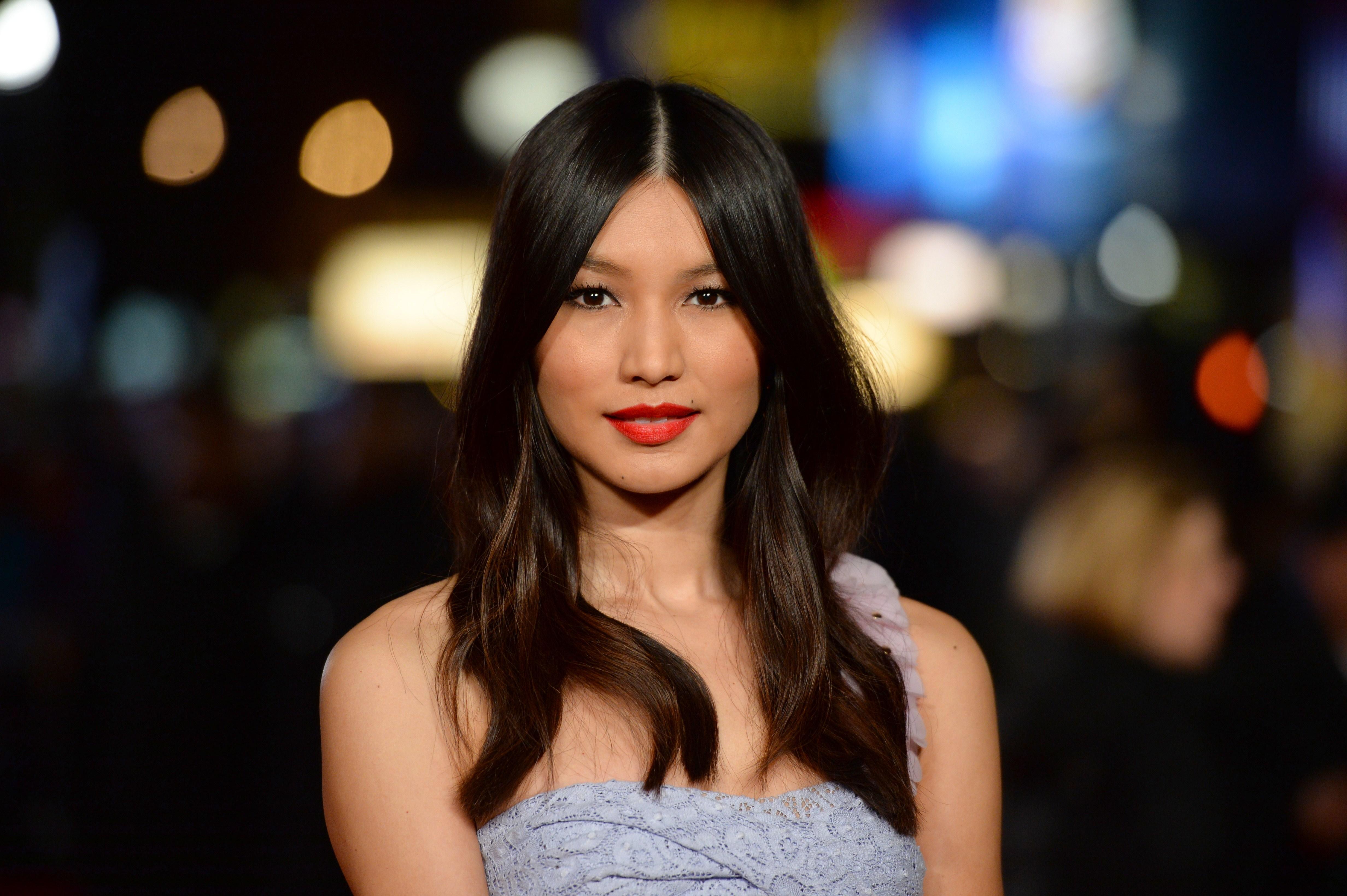 Asian desent actress