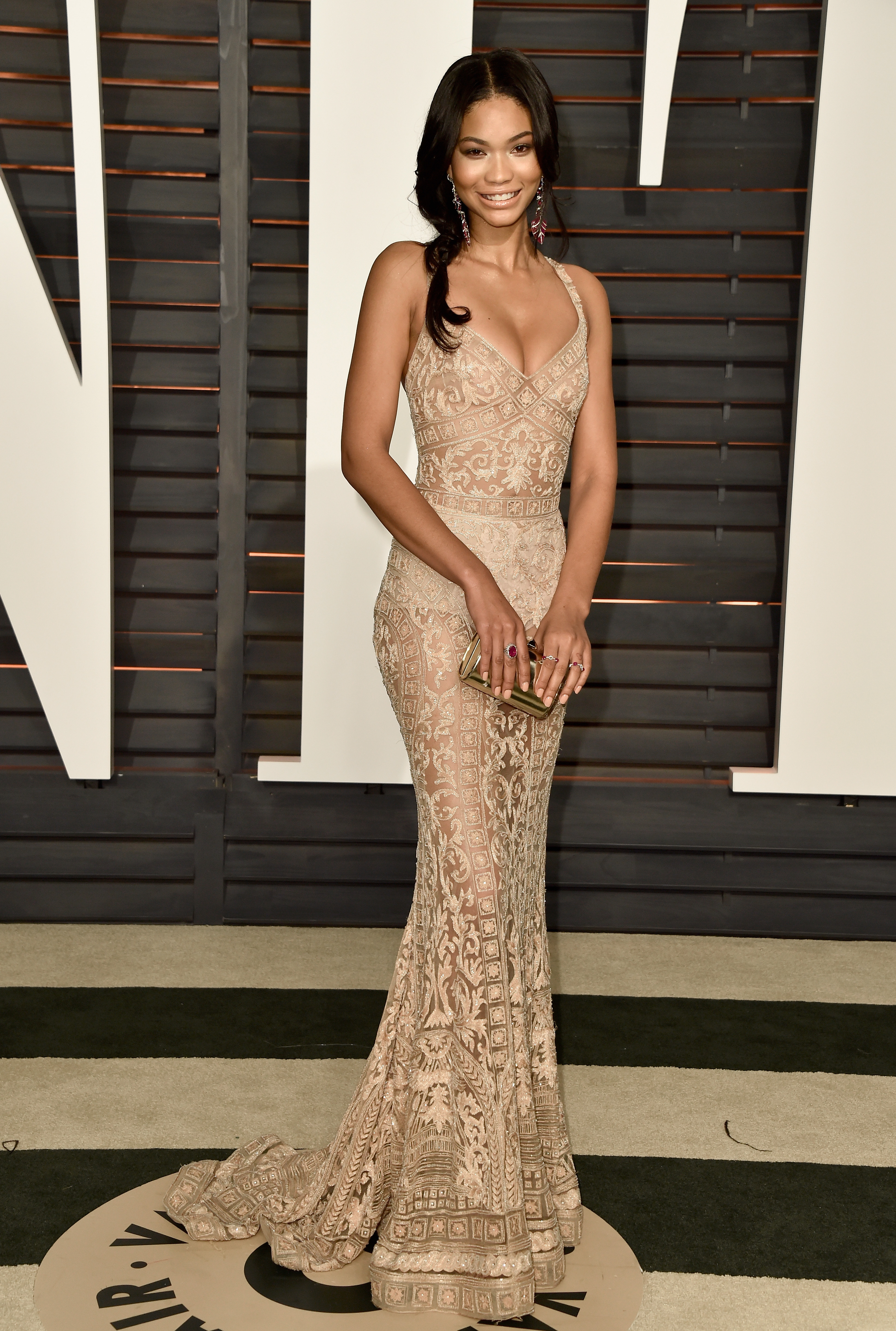 2015 Vanity Fair Oscar Party Dresses Were As Good As (If Not Better ...