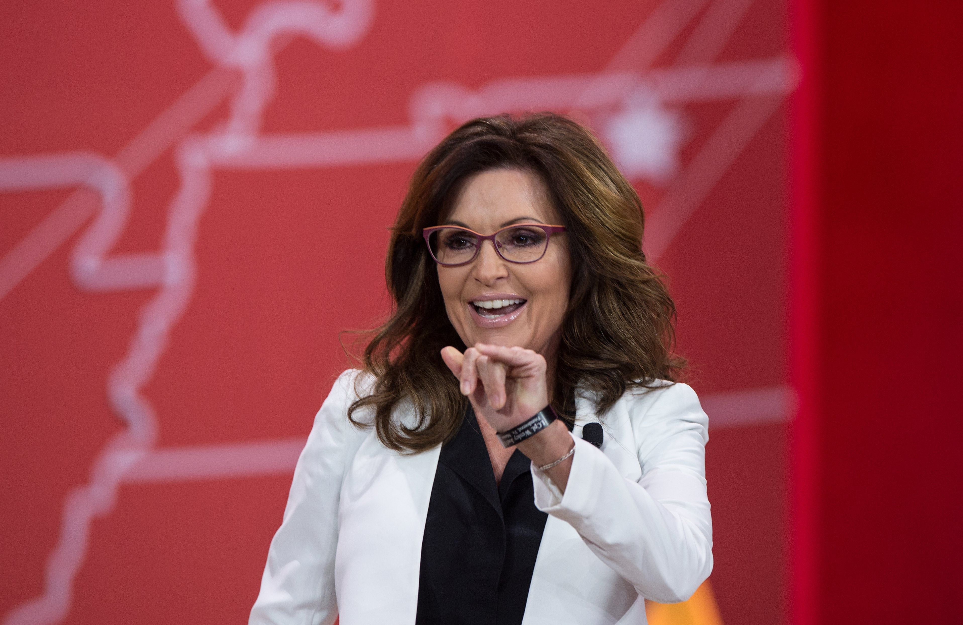 Politician and media personality Sarah Palin was born on February 11 1964 in Sandpoint Idaho and moved to Alaska when she was only three months old She
