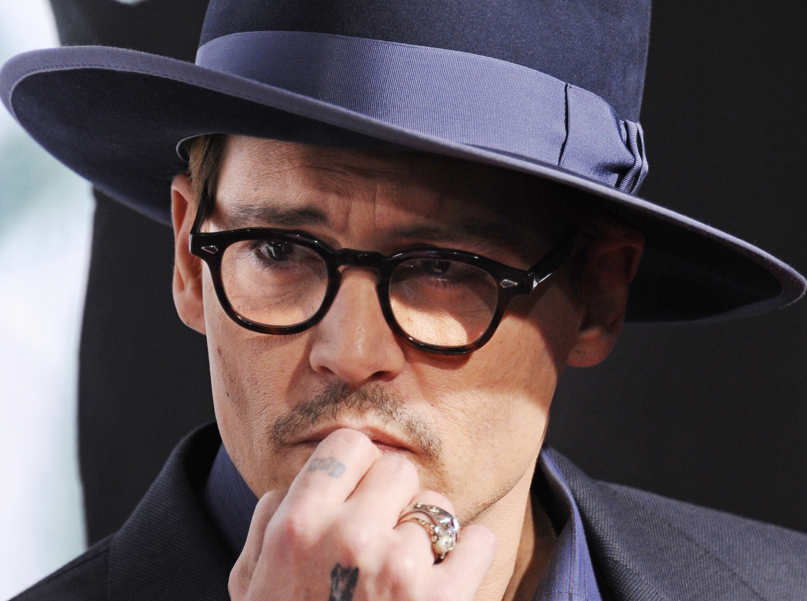 9 Cases for Johnny Depp and His Fedoras 8fba9a4cd29