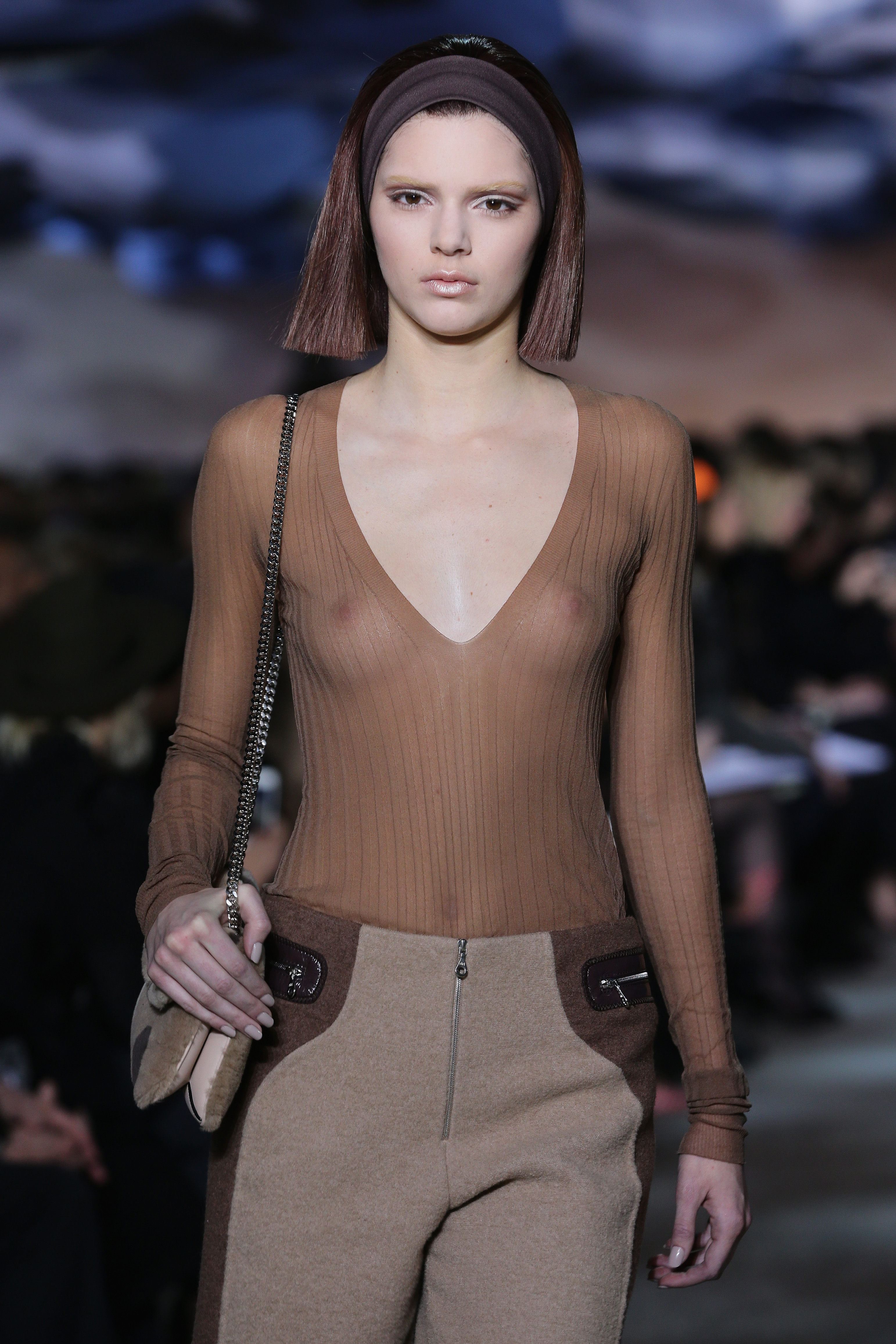 Kendall Jenner S Nyfw Photo Was Deleted By Instagram Because