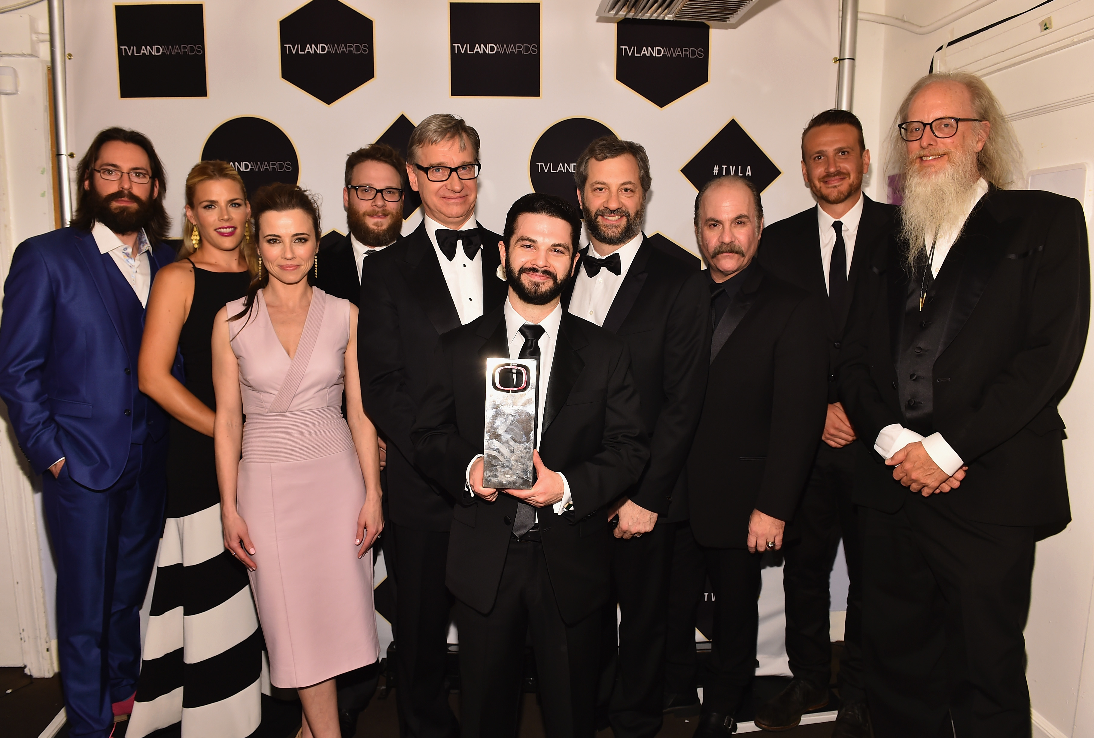 39 freaks and geeks 39 reunion at the tv land awards celebrates one of the best one season wonders. Black Bedroom Furniture Sets. Home Design Ideas