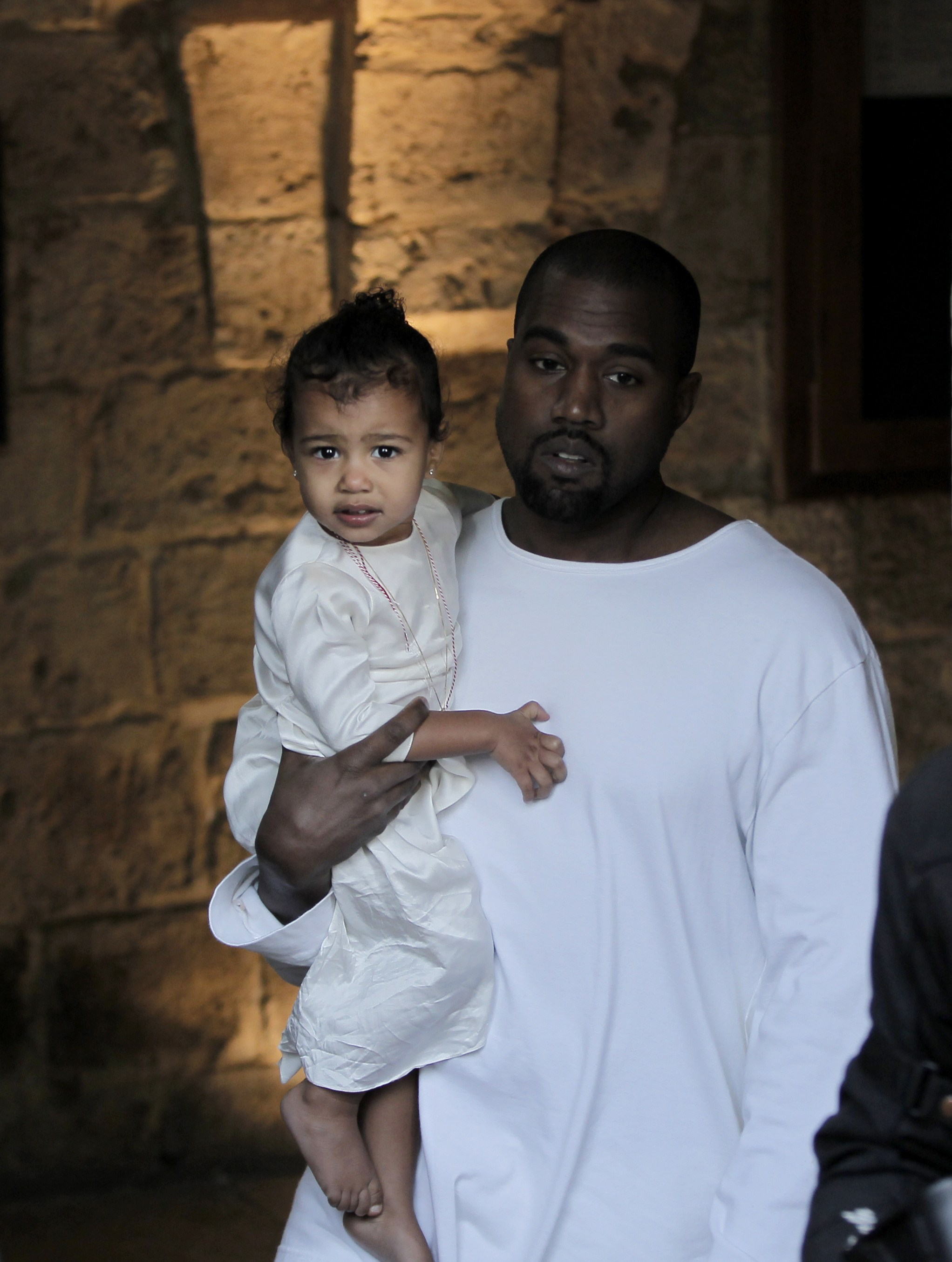 53d98bc4395bd Kim Kardashian Reveals Kanye West Is A Protective Dad