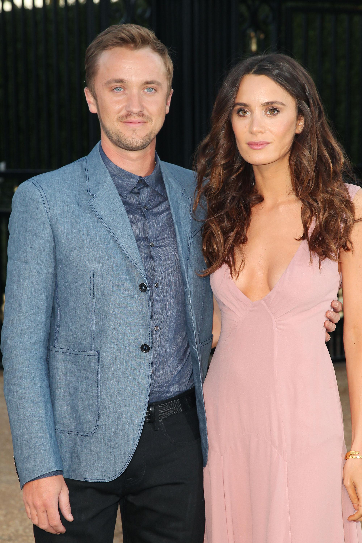 Tom Felton And Jade Olivia Engaged