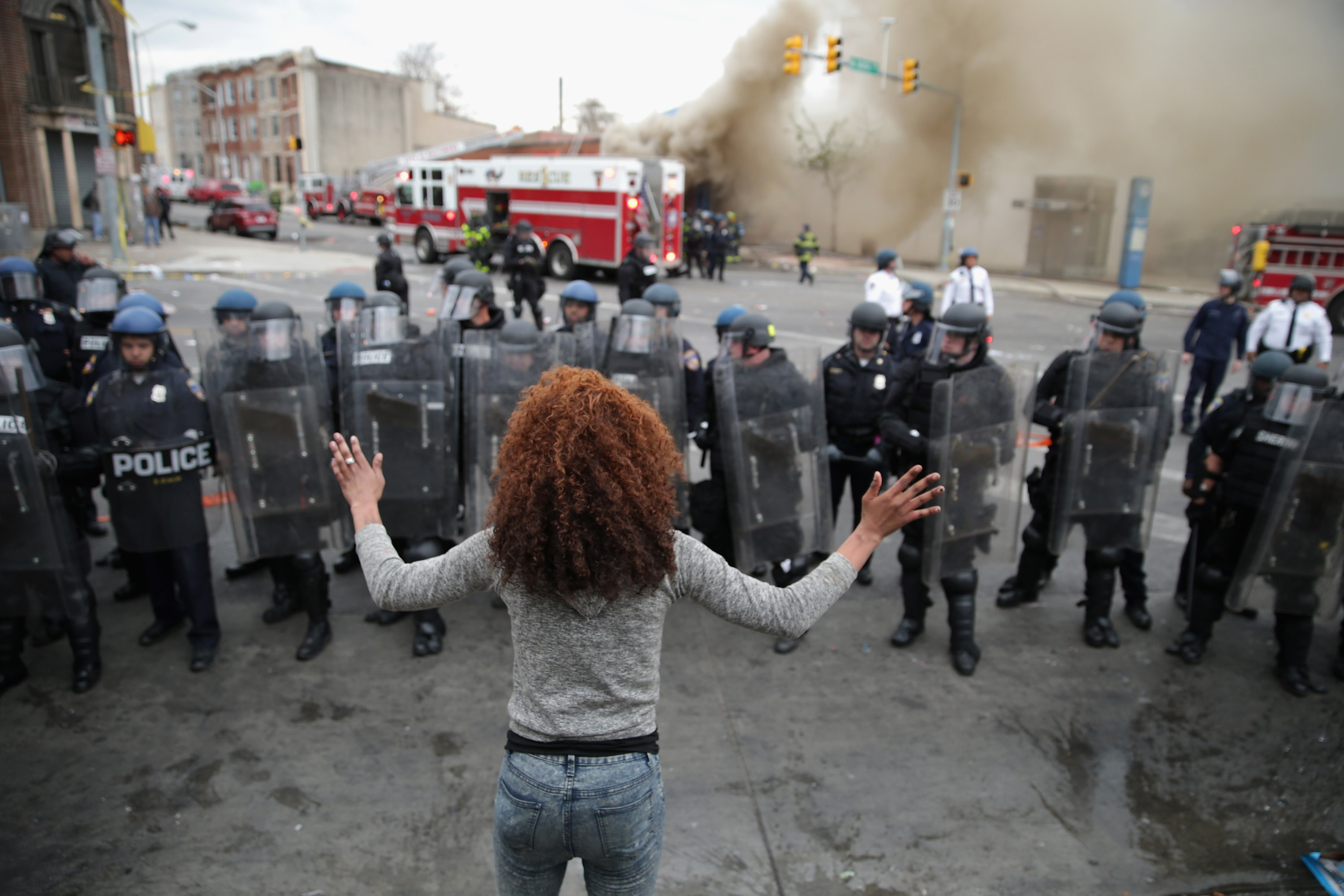 Baltimore Riots Cause \'The Wire\' Creator & Stars To Speak Out ...