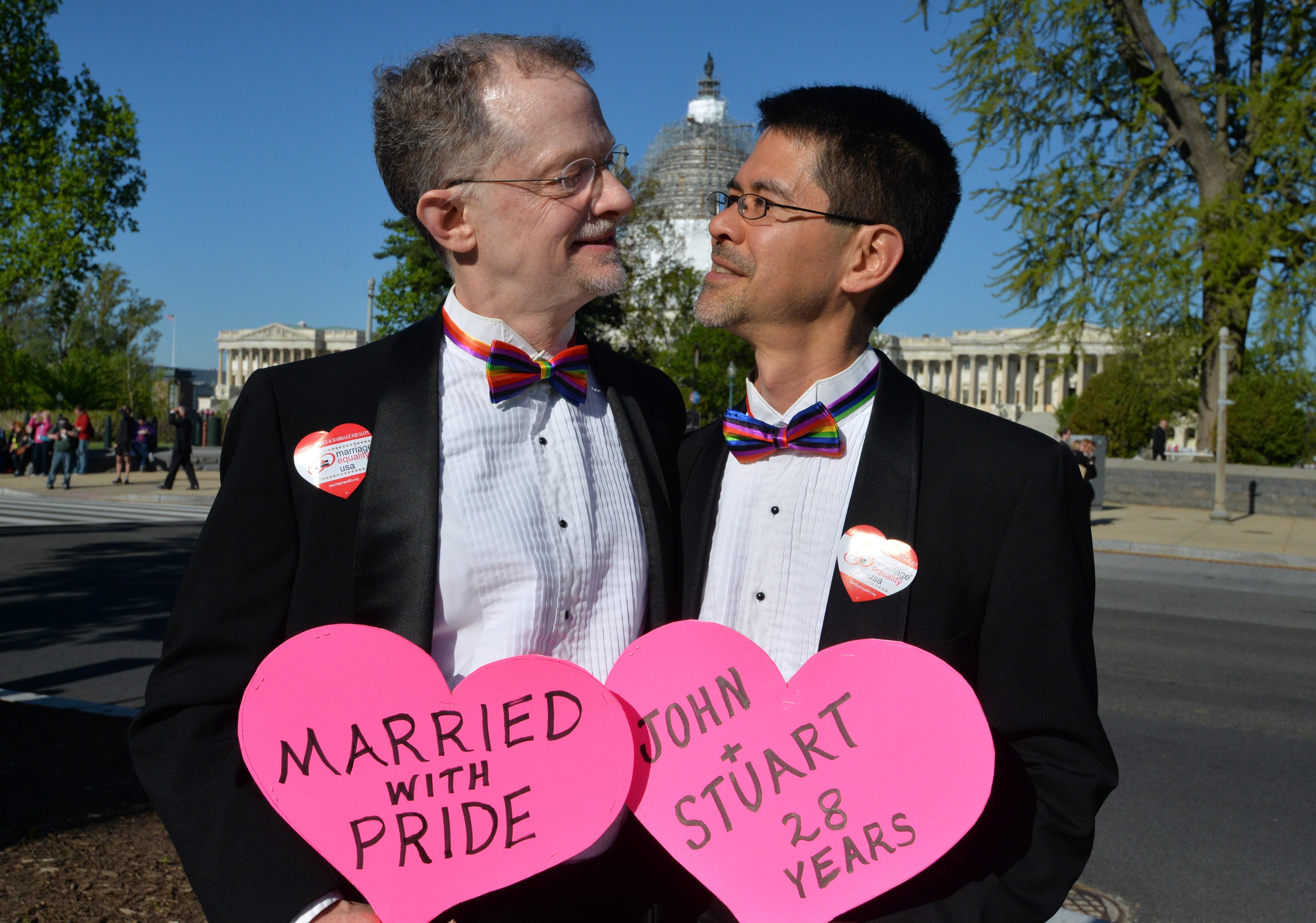 Difference between cisgender and heterosexual marriage