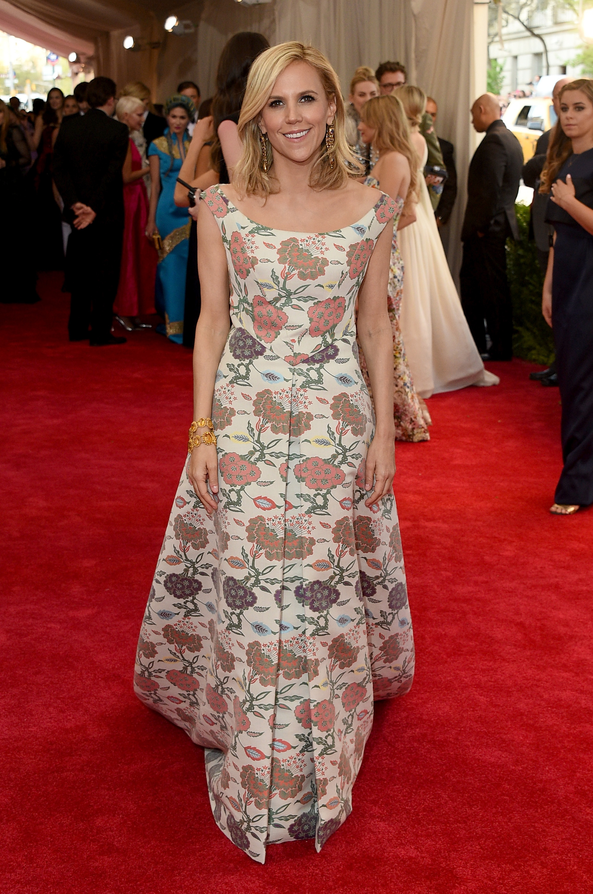 The 2015 Met Gala Dresses Embraced The Evening\'s Theme With Stunning ...