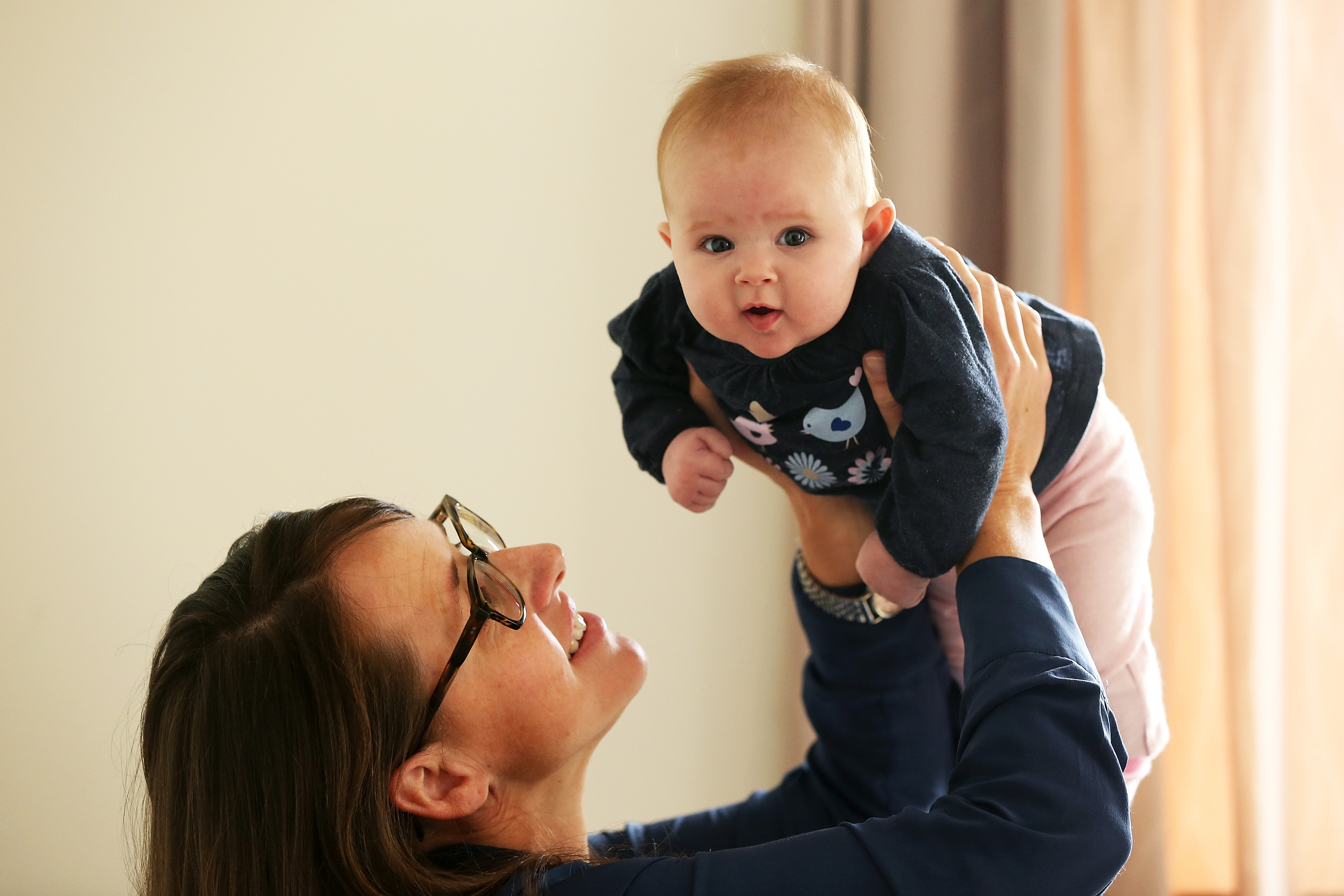 Paid Maternity Leave is Safer for Babies