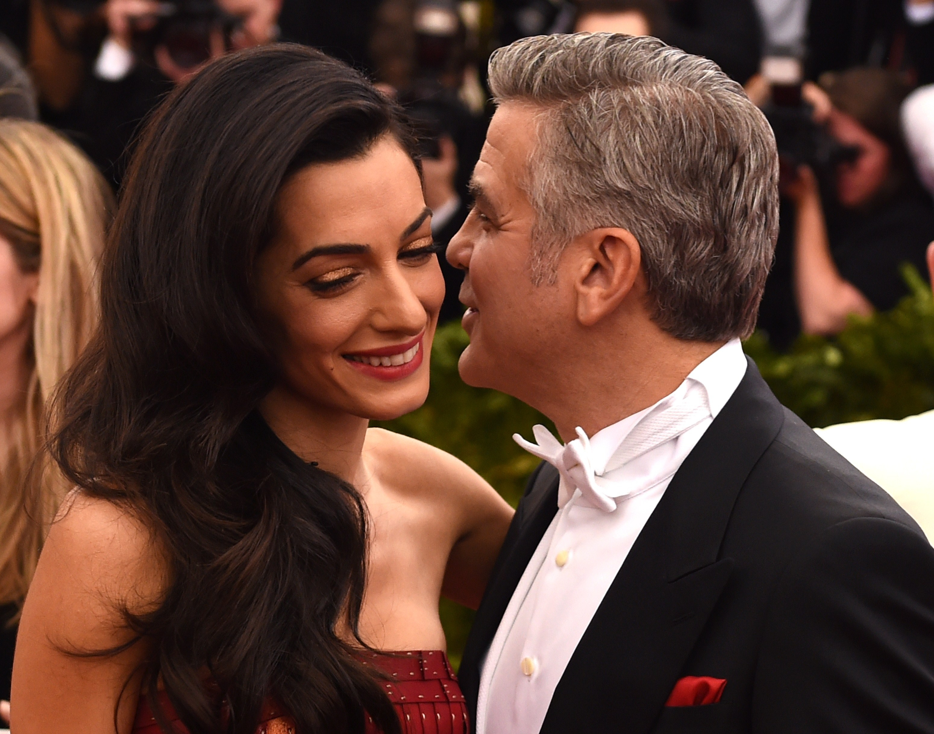 511d42e0b8 6 George Clooney Quotes That Prove Amal Alamuddin Is The Best Thing That  Ever Happened To Him — PHOTOS