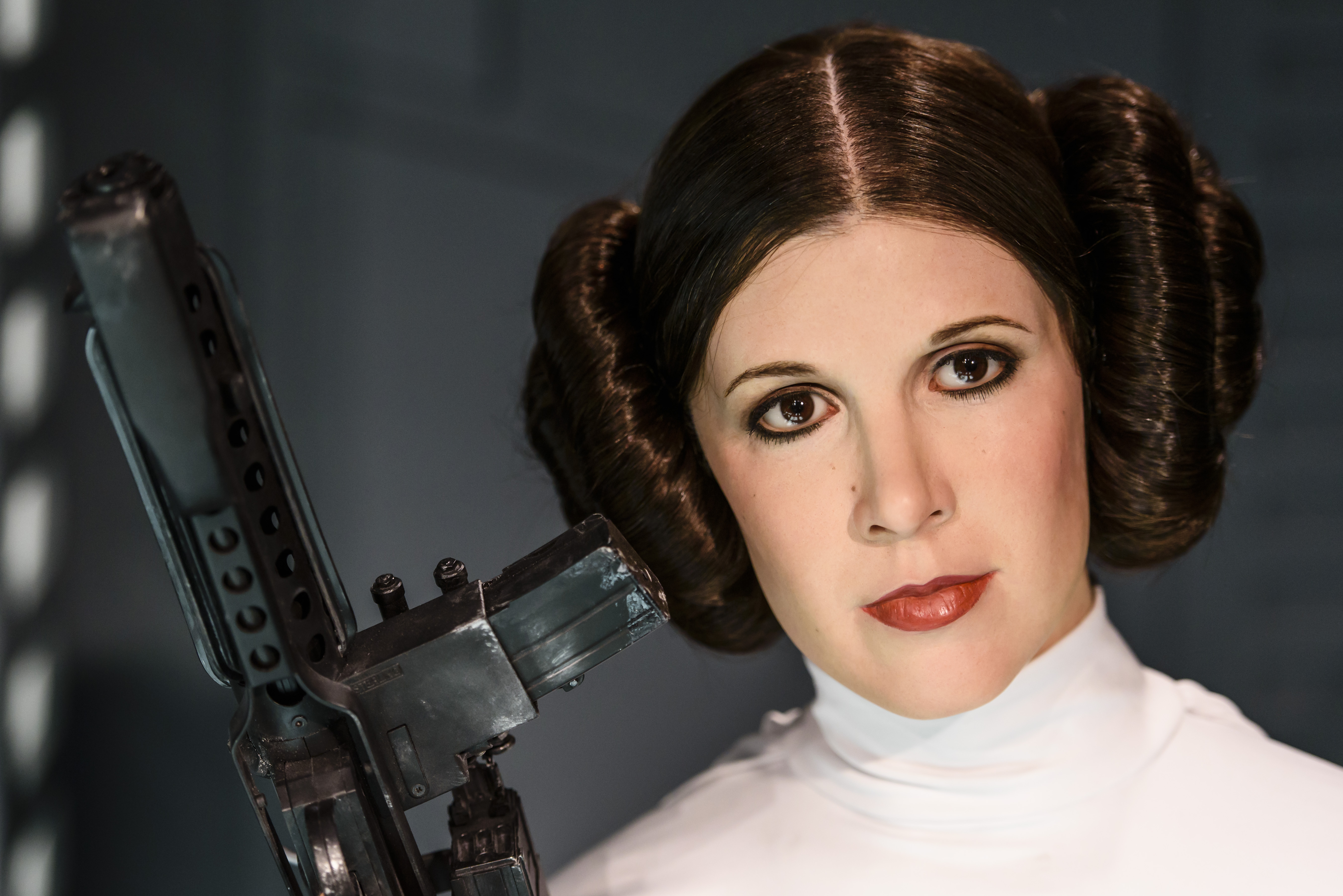 Carrie fisher star wars — pic 15