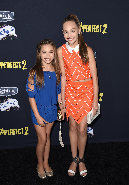 Dance Moms' Maddie & Mackenzie Ziegler Shouldn't Be Compared