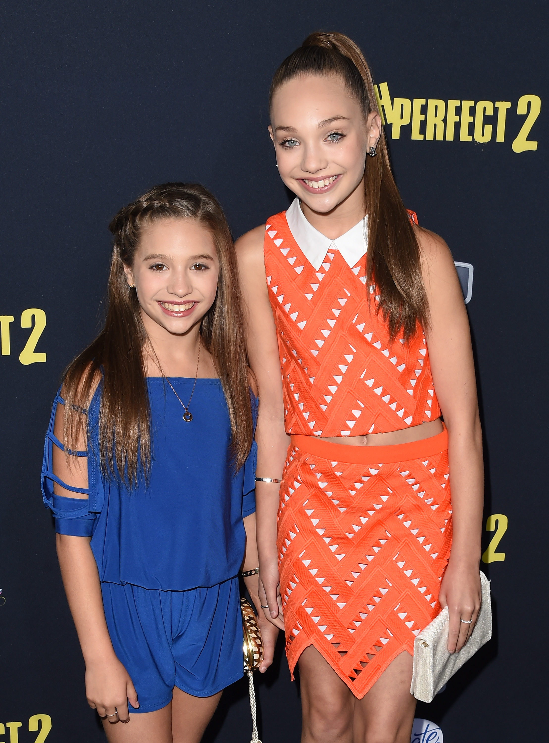 Maddie mackenzie ziegler dance the fall trends for glamour video m4hsunfo Gallery