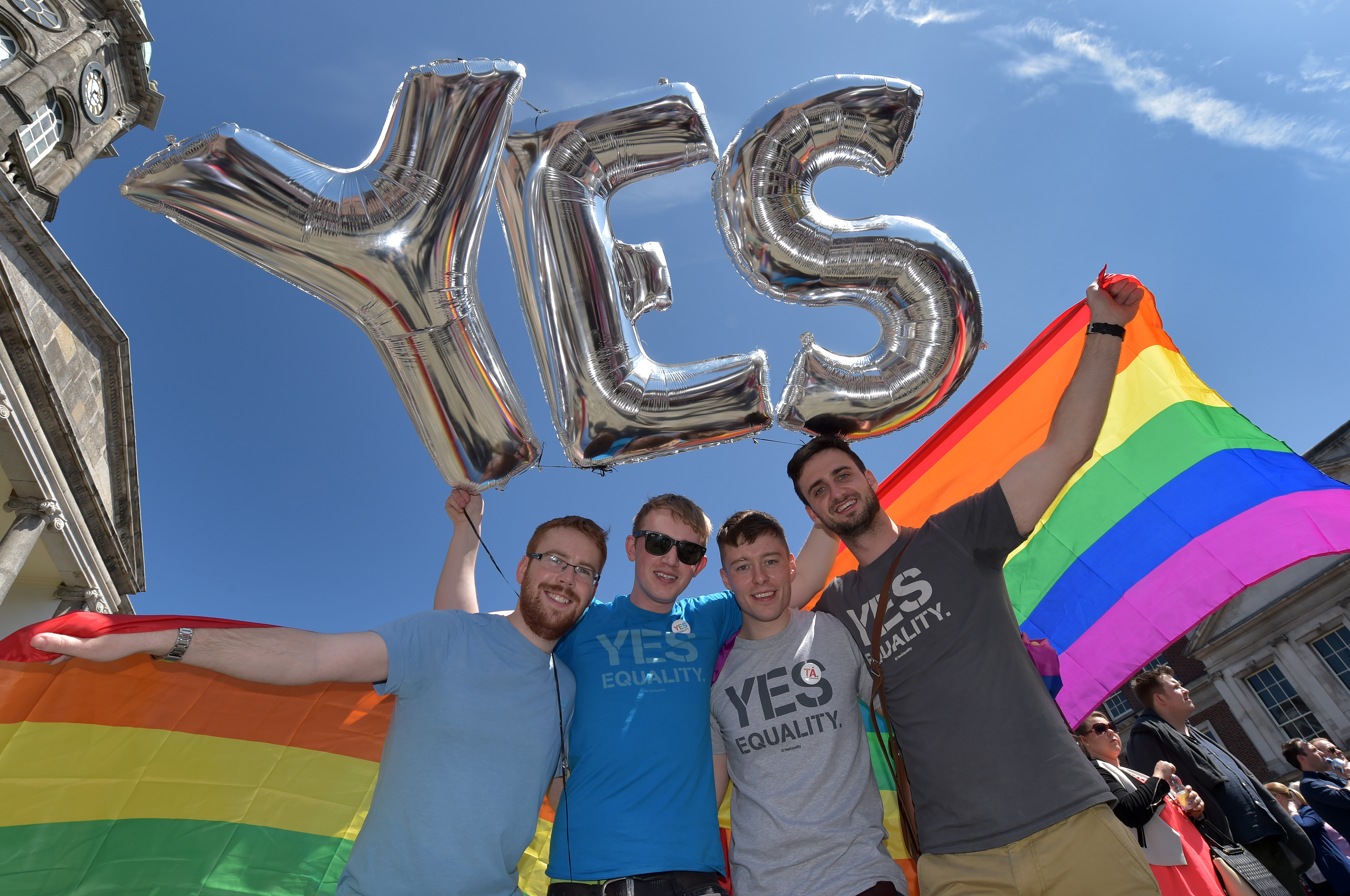 Ireland Votes To Approve Gay Marriage After