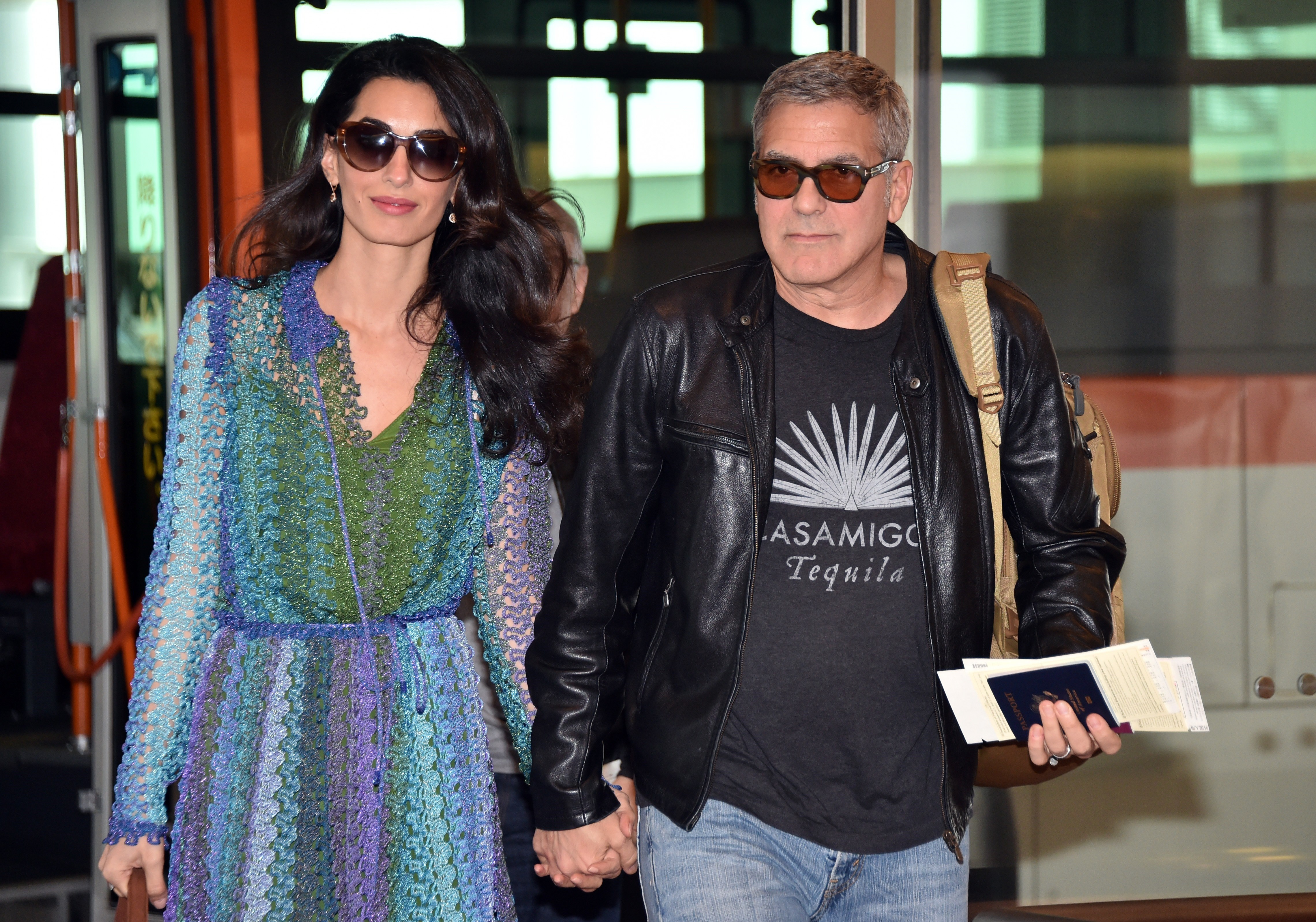 9 George & Amal Clooney Style Moments To Celebrate Their Anniversary