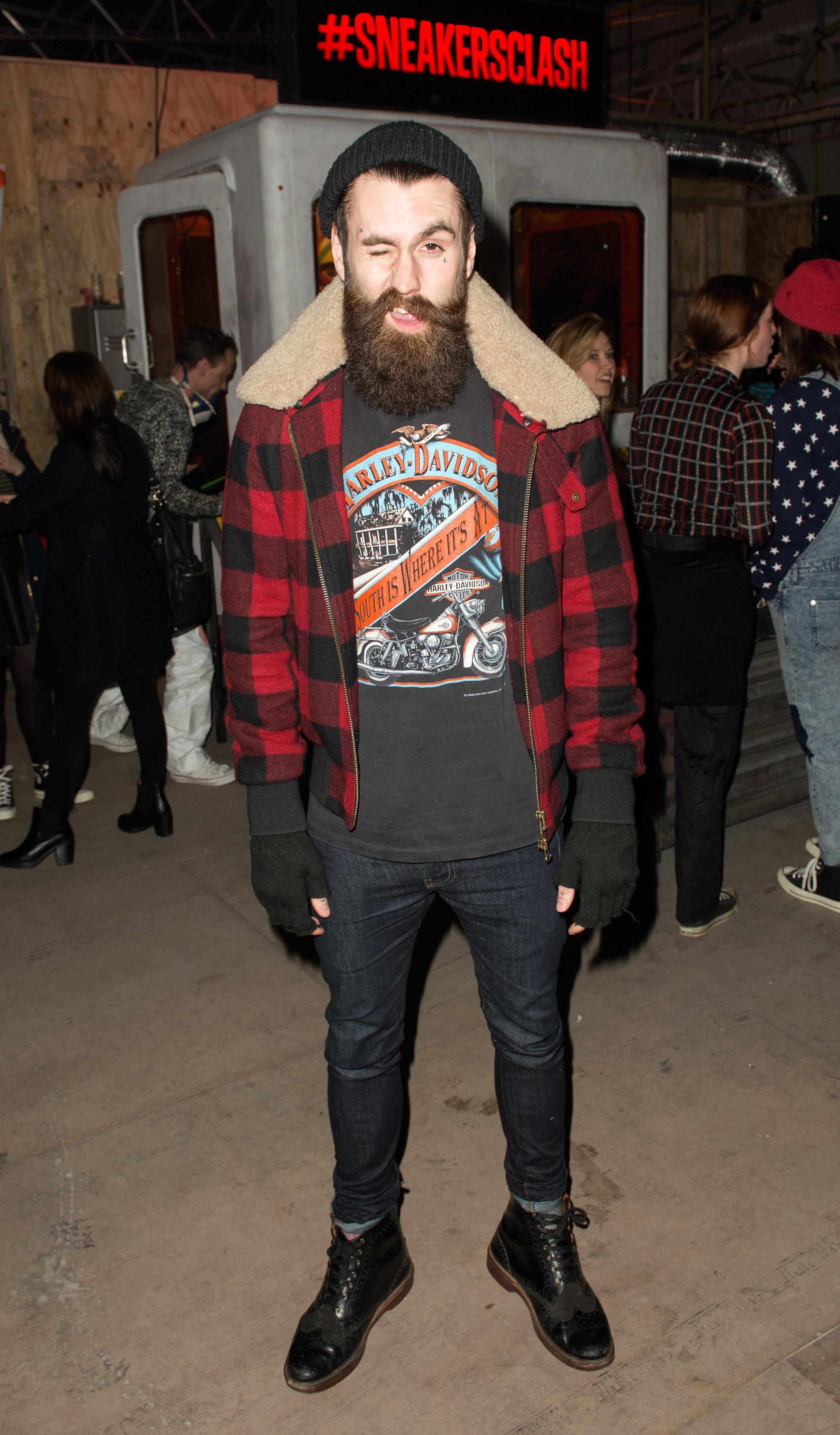 Kelly Osbourne's New Boyfriend Has a Giant Beard & Likes ...Kelly Osbourne Husband