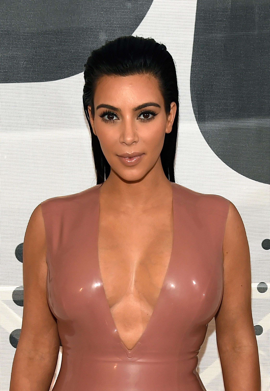 Kim website kardashian exclusive photo