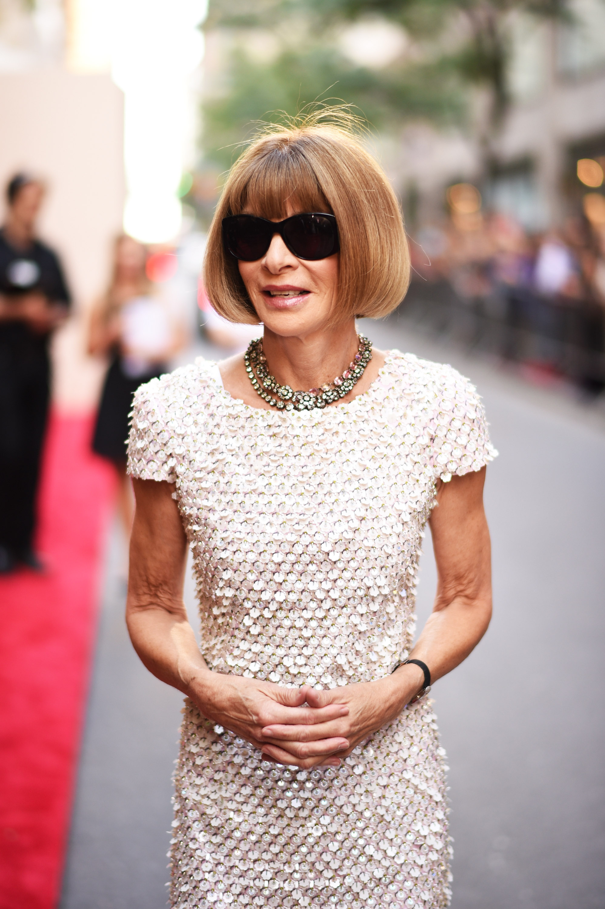 Anna Wintur Fashion Style Icons
