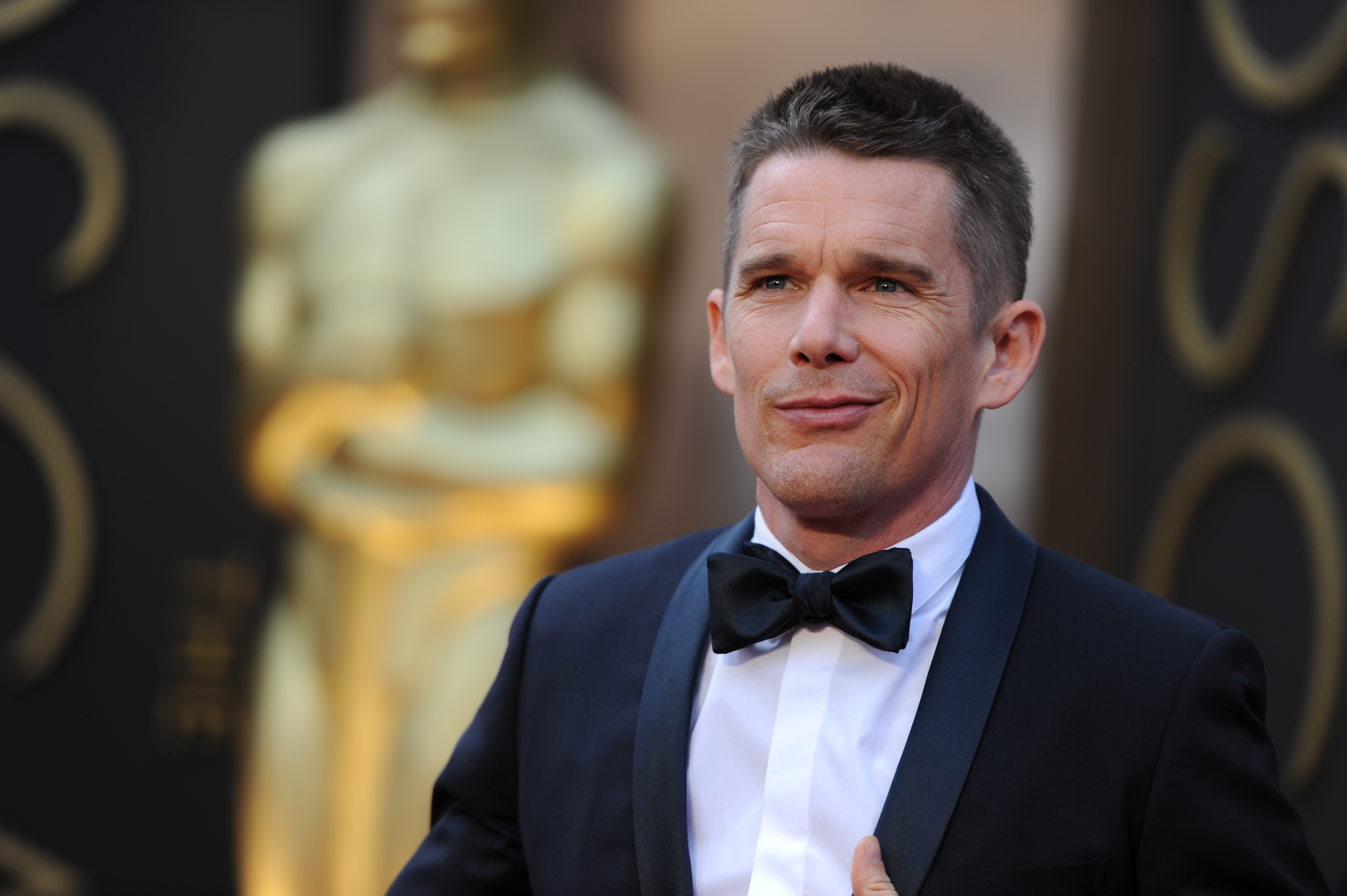 Ethan Hawke Joining 'T...