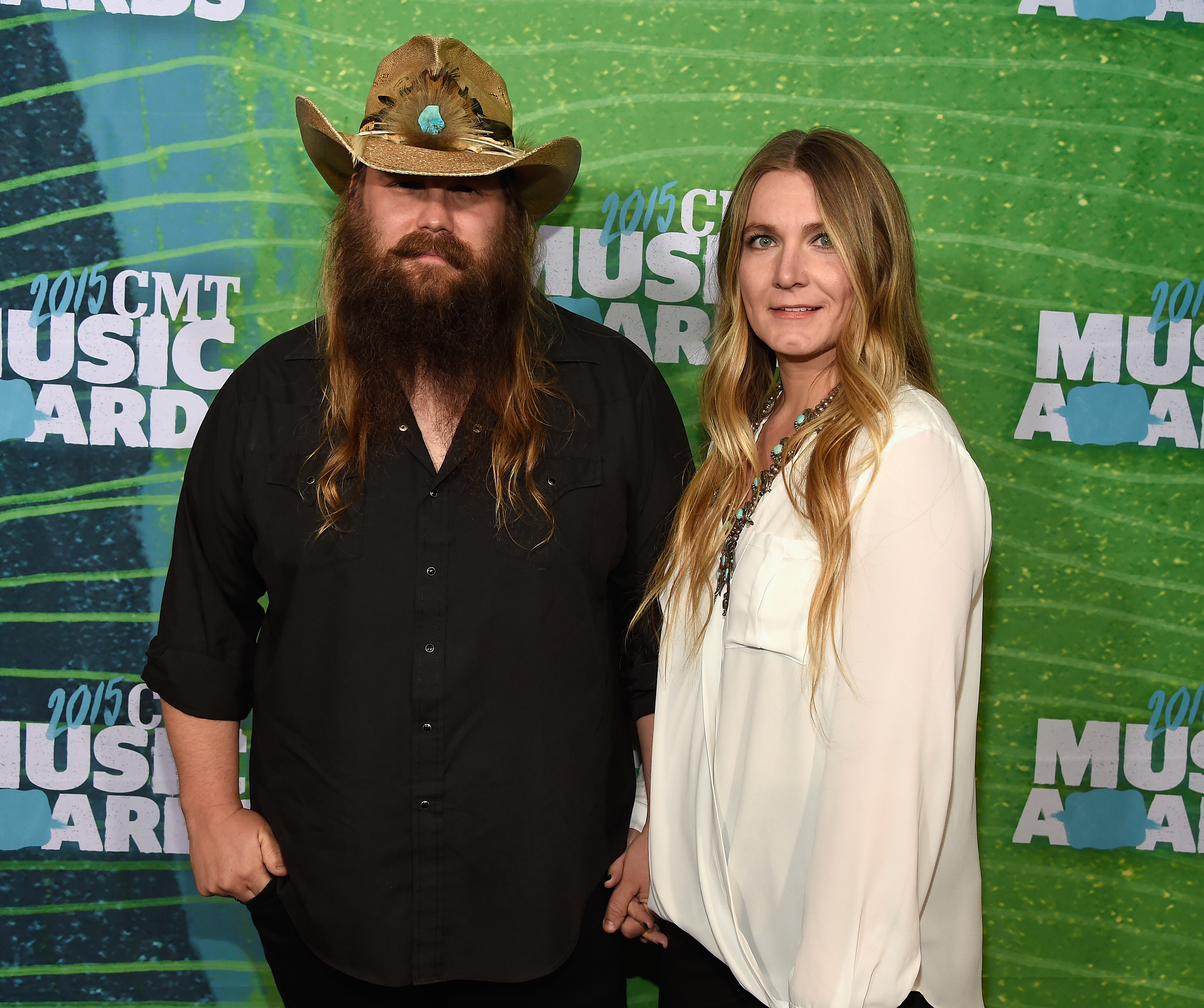 How did morgane chris stapleton meet music brought the for Songs chris stapleton wrote for others