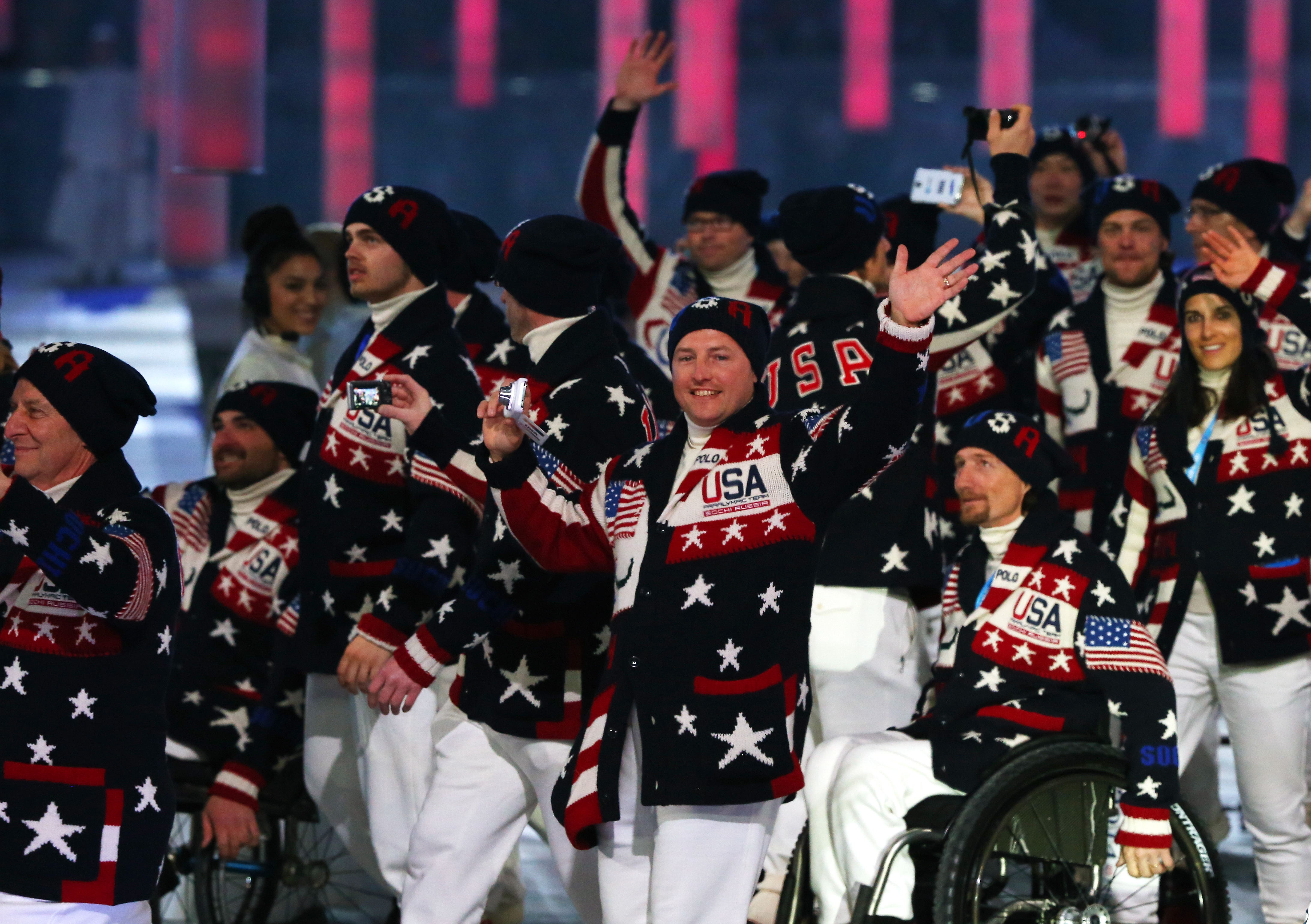 How Many Times Has Ralph Lauren Designed The Us Olympic Uniforms