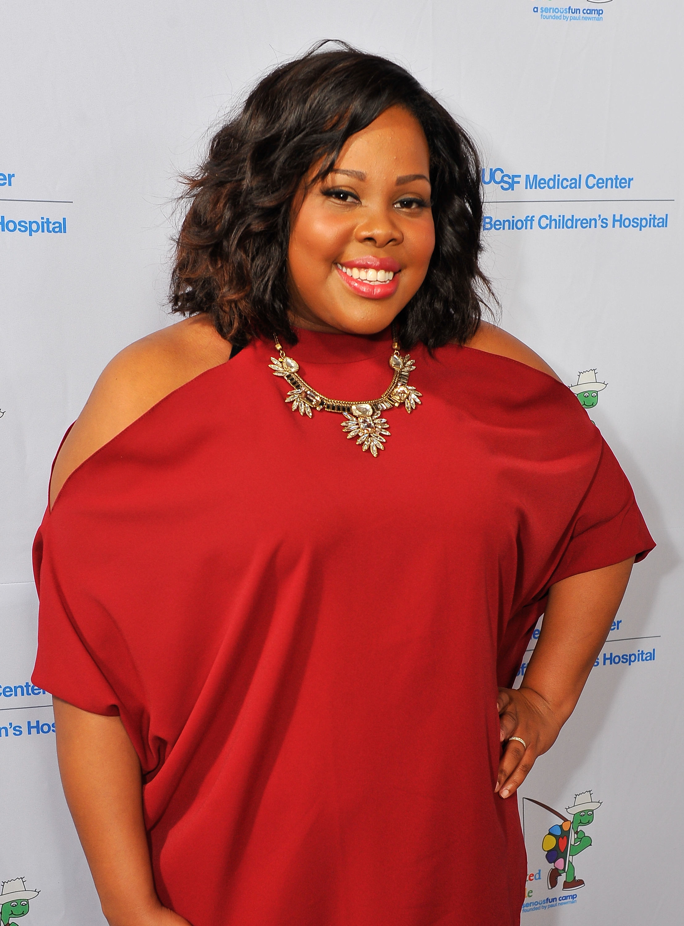Watch Amber Riley video