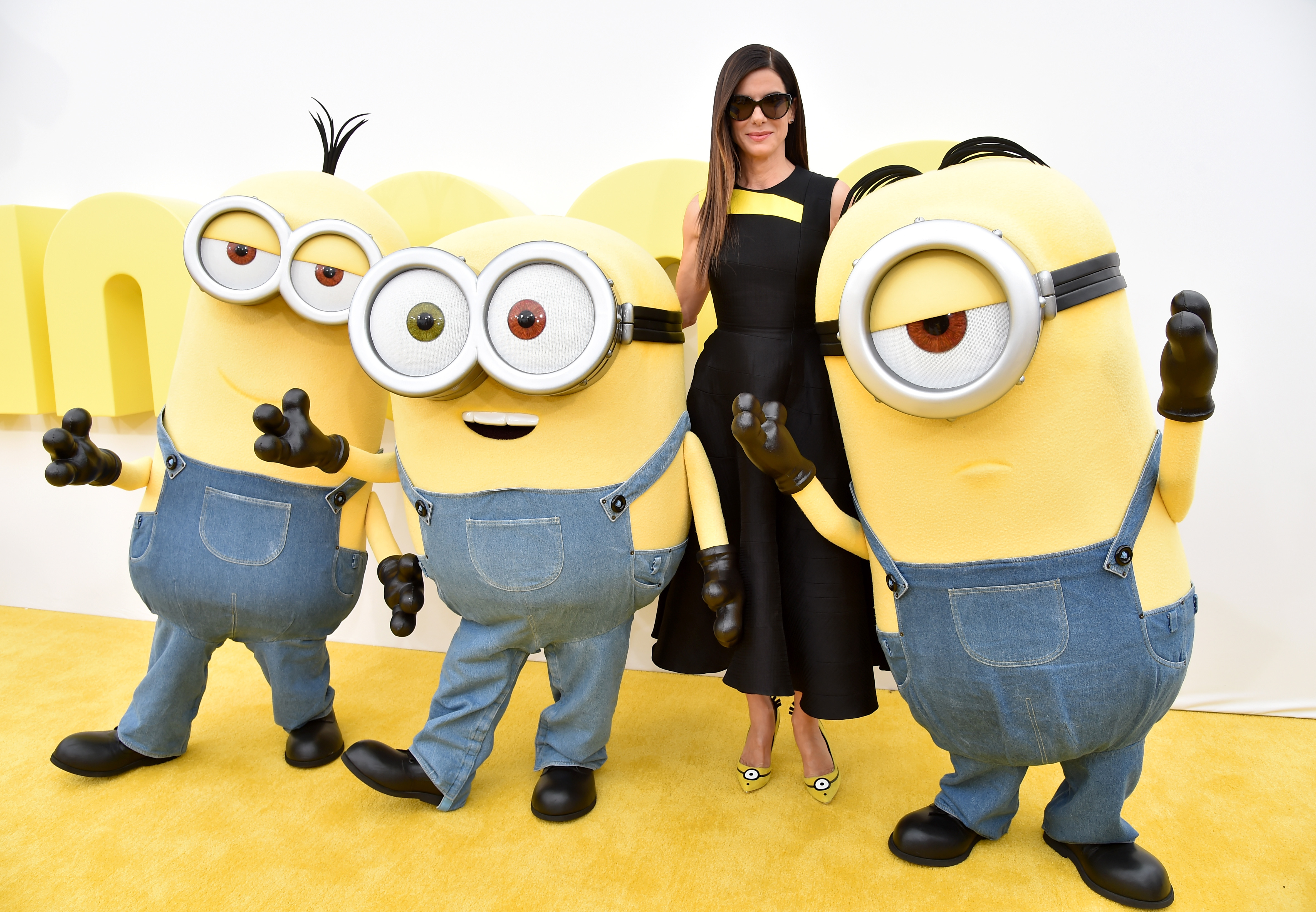 Minions Weekend Box Office Numbers Are In Amp They May