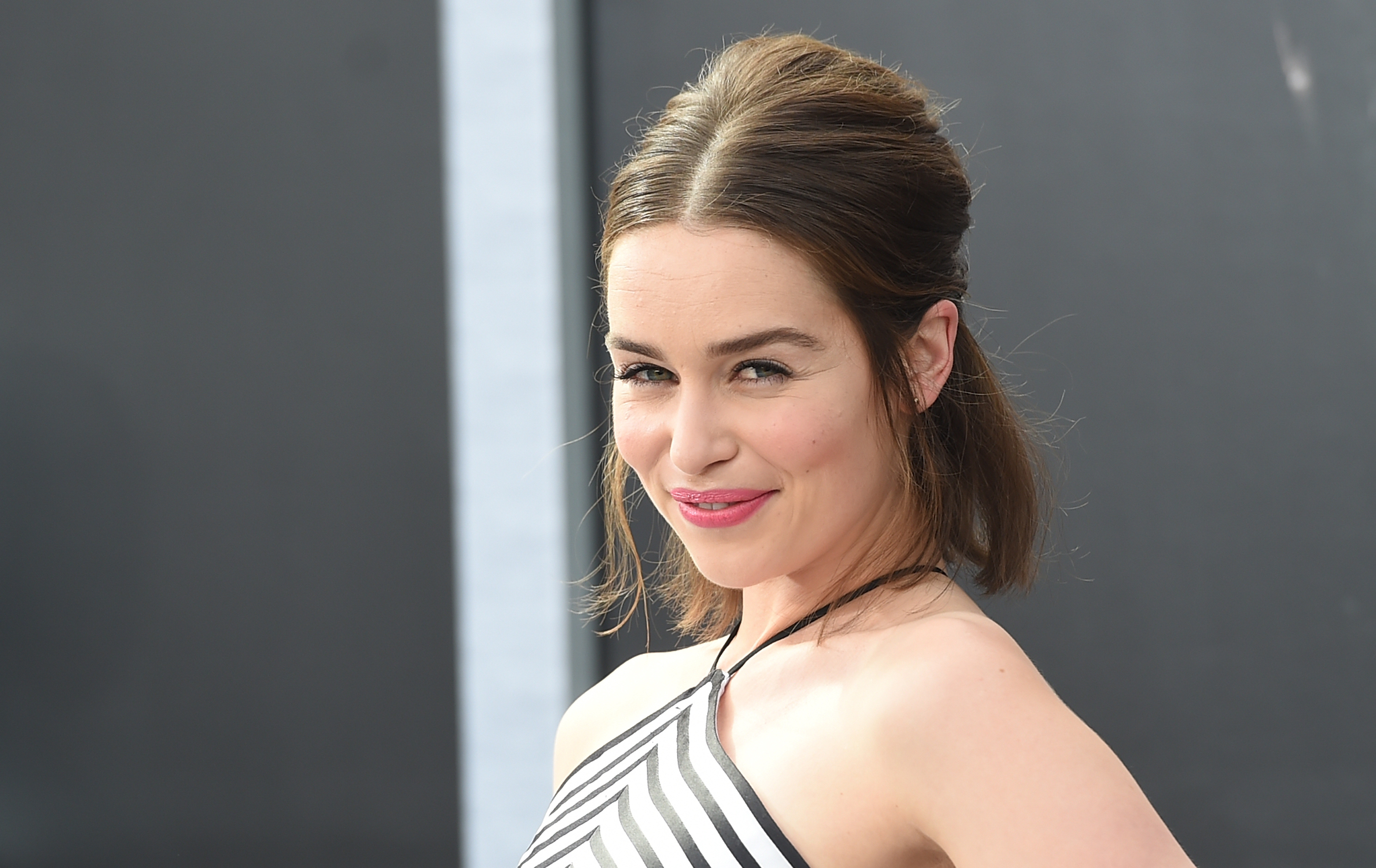 Emilia Clarke was Stunned by the Upcoming Season of Game of Thrones 01/16/2018 3