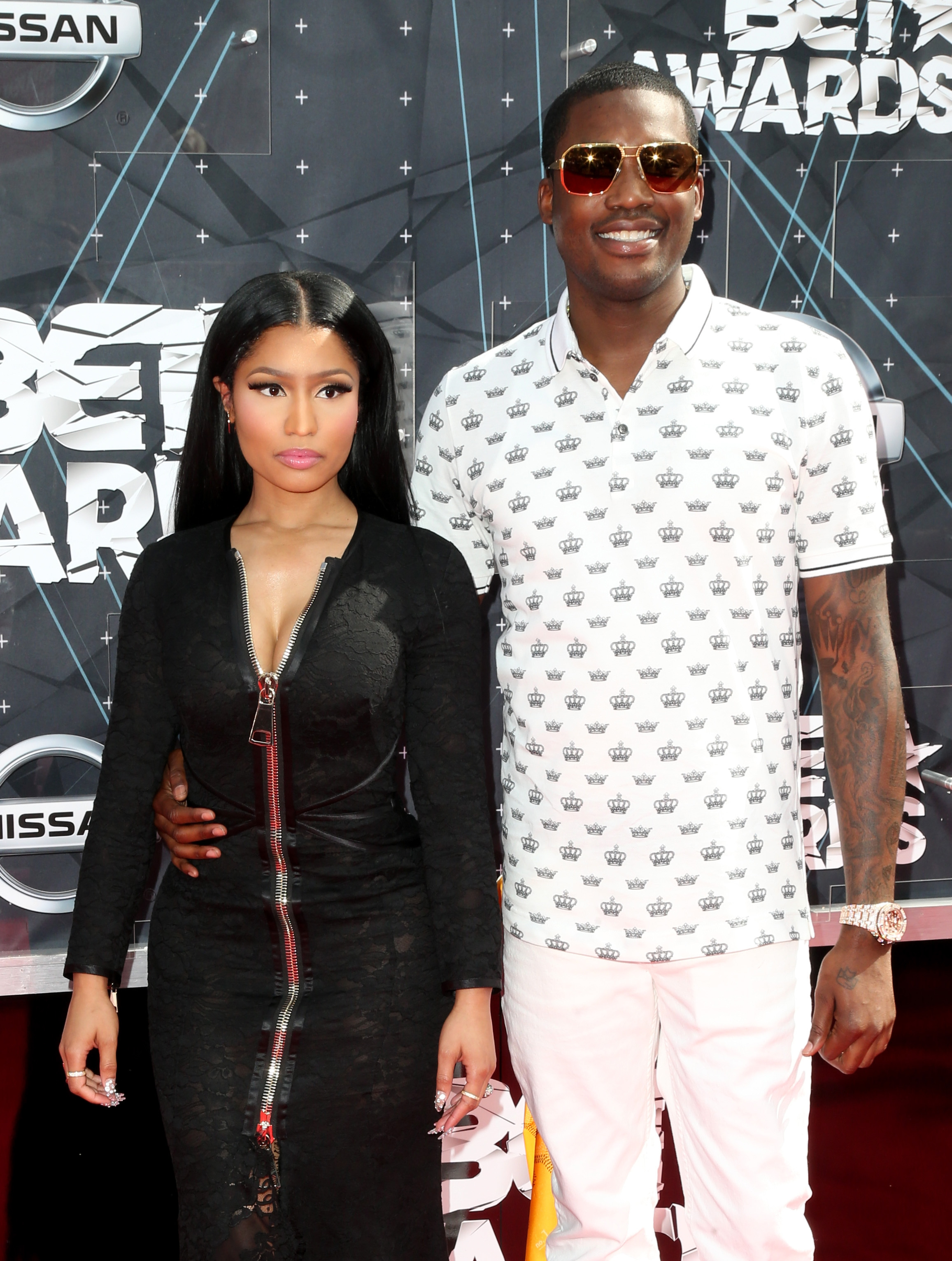 Are nicki minaj and meek mill dating