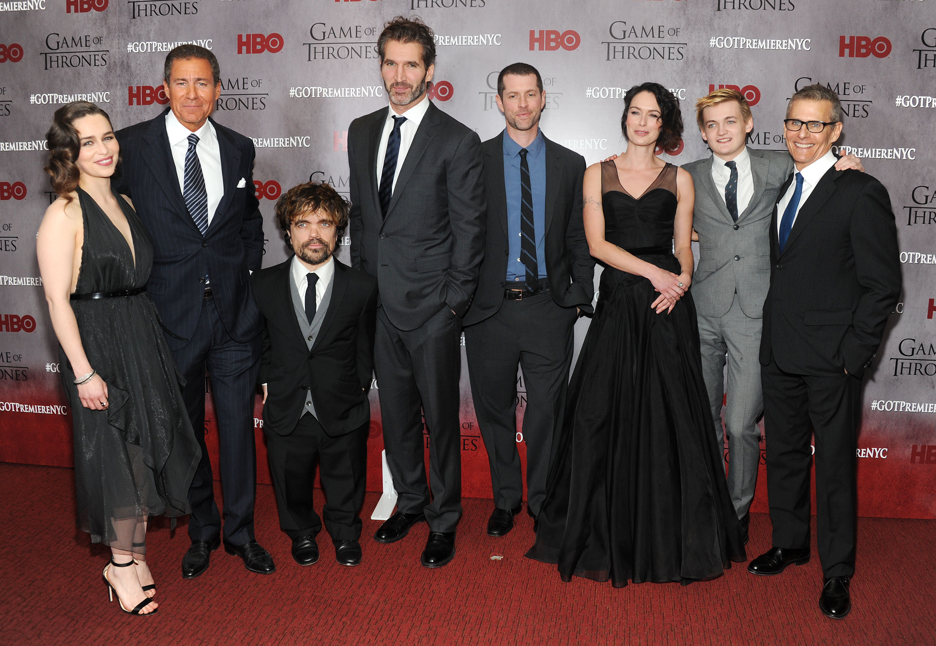 How Tall Are The 'Game of Thrones' Actors? See How Your Favorites