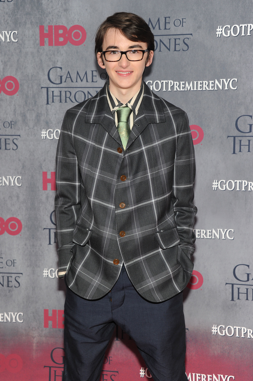 Rickon Stark Actor