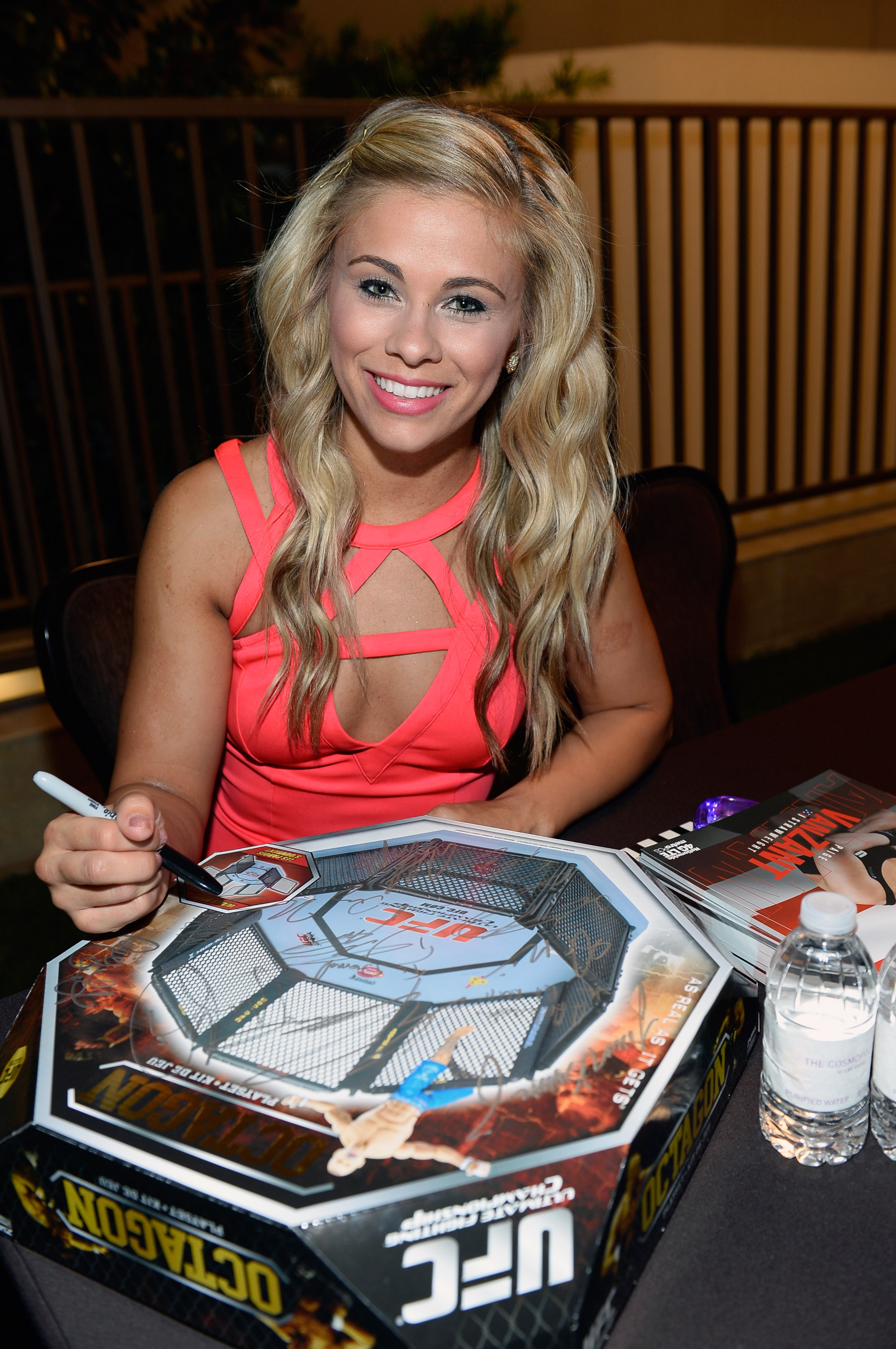 Young Paige Vanzant nude photos 2019