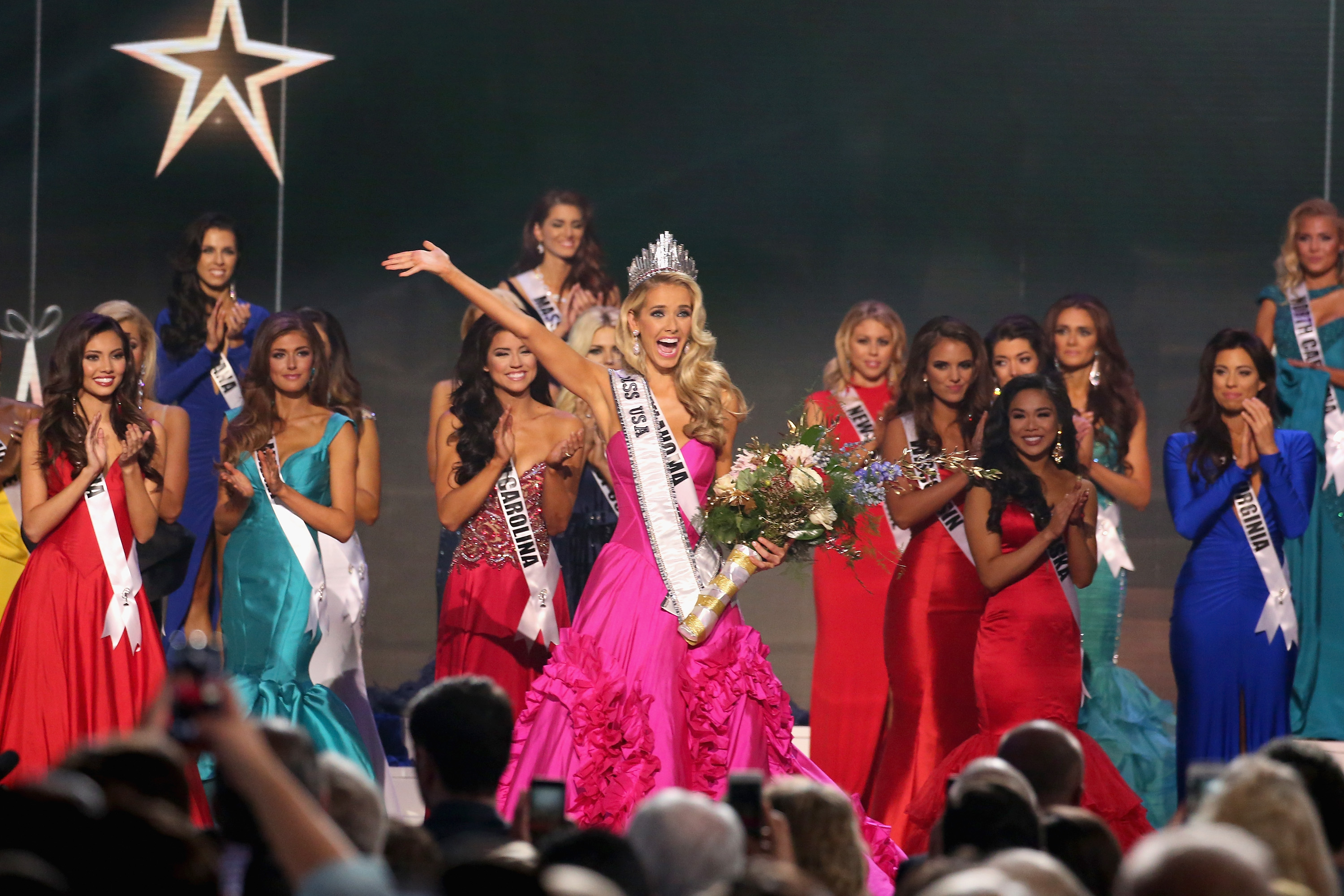 Miss USA 2015's 5 Most Intense Interview Questions Because