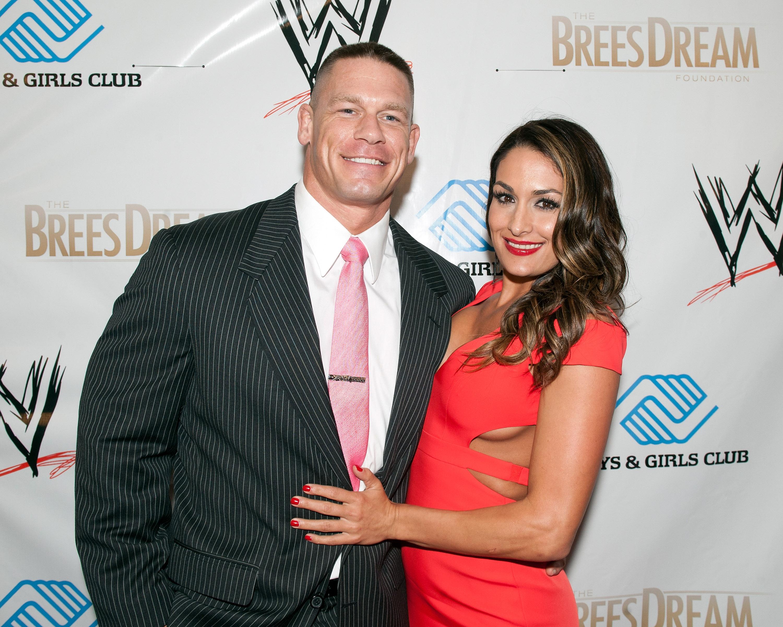 Nikki Bella & John Cena Are Still Figuring Out Their Future ...