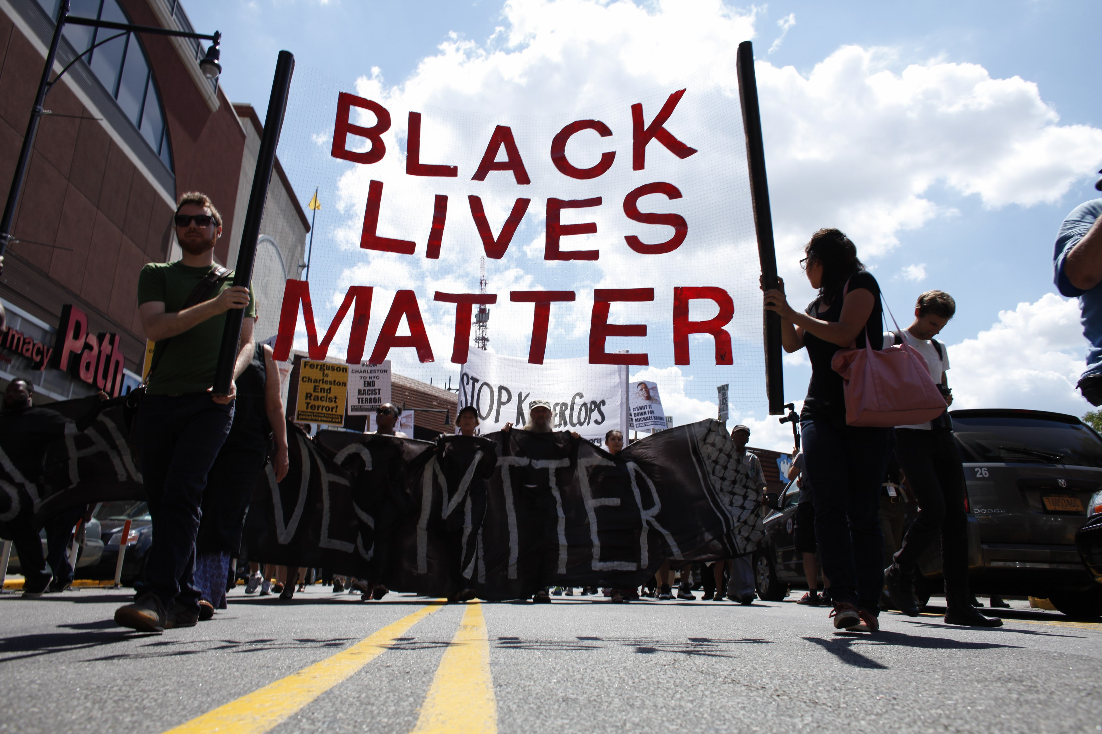 """the fight of the black lives matter to attain racial equality in the united states Related issues of racial justice: """"black lives matter region of the united states and on social to the push for racial equality."""