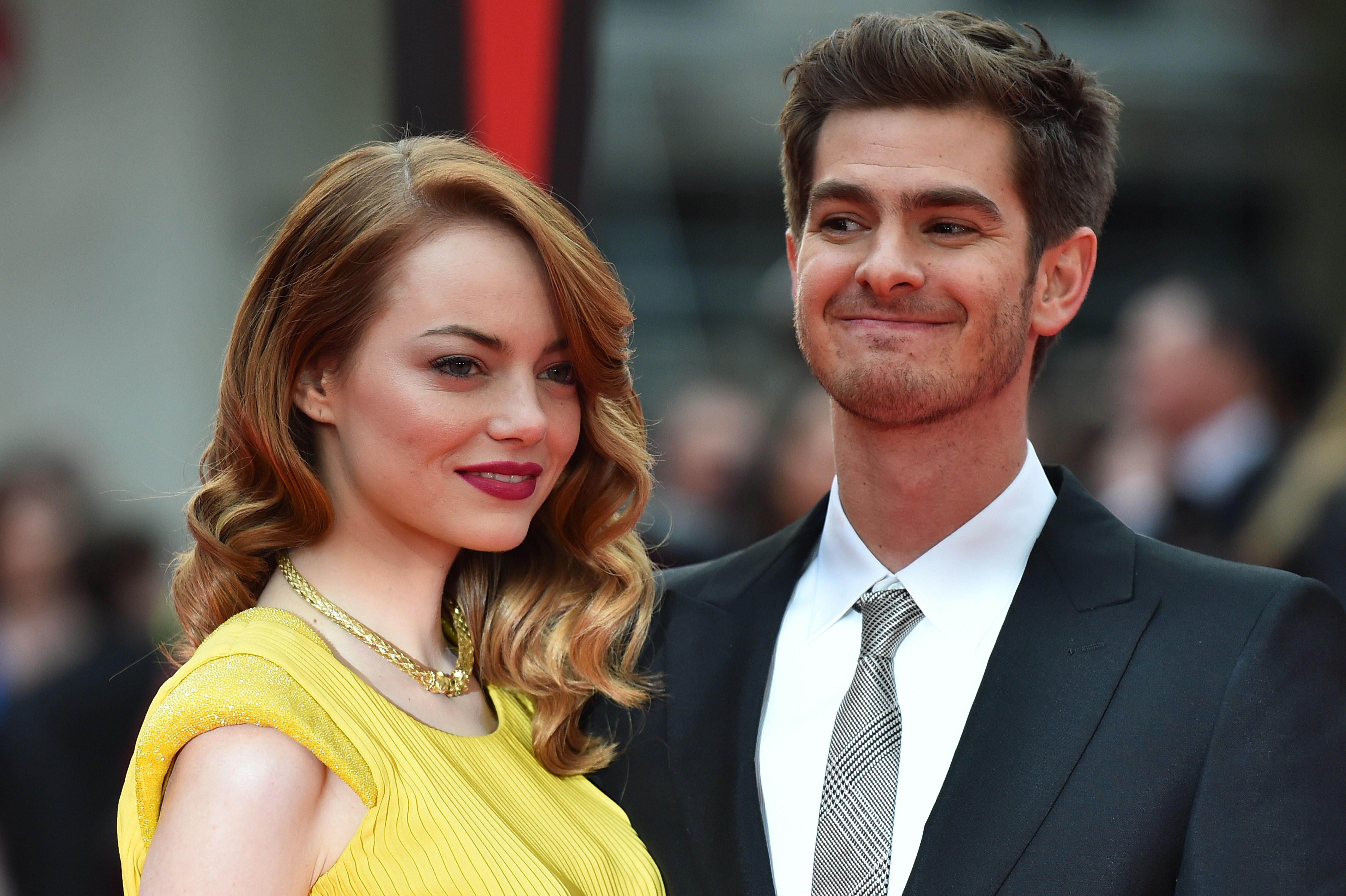 Emma Stone and Andrew Garfield Are Reportedly BackTogether