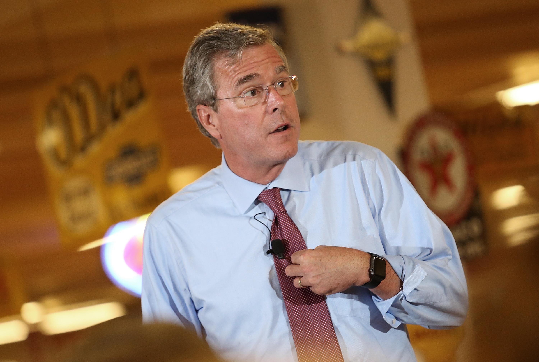 Jeb Bush Quotes 7 Jeb Bush Quotes So Terrible You'll Wish He Were Joking