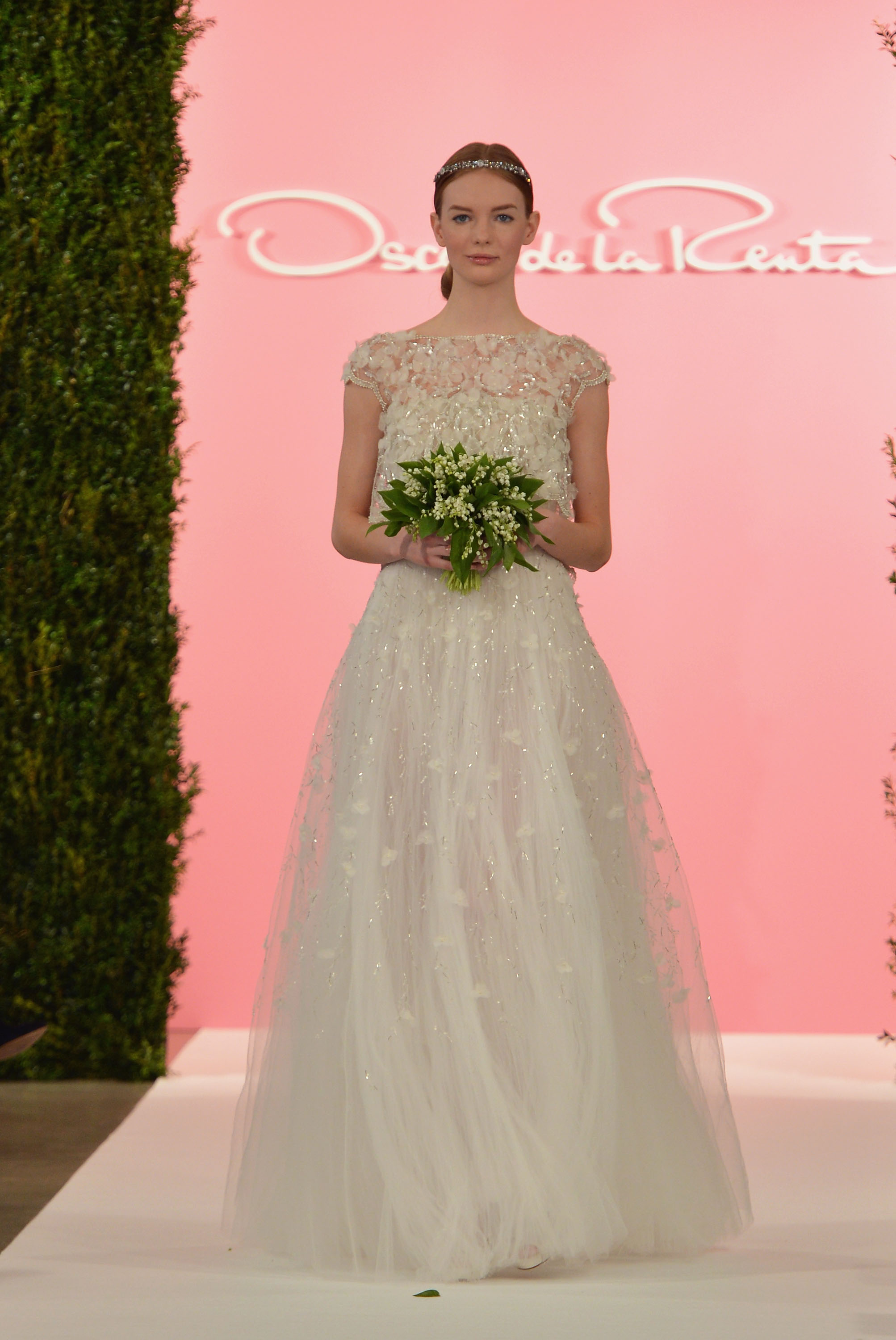 5 Spring 2015 Bridal Trends Straight off the Bridal Market Runways