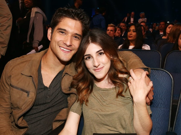 how long have tyler posey and seana gorlick been dating