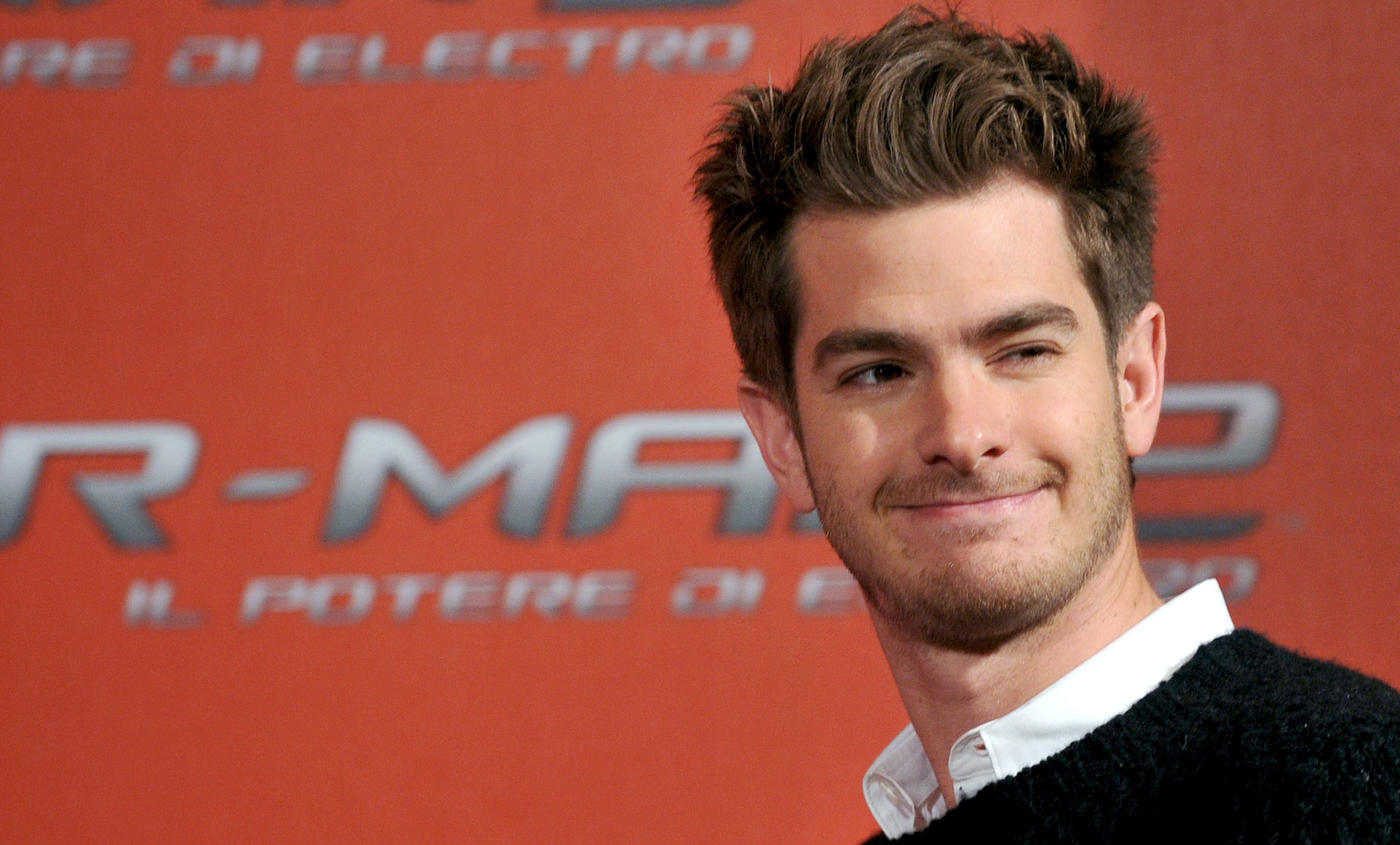 Is Andrew Garfield Becoming Harry Styles His New Haircut Is Only