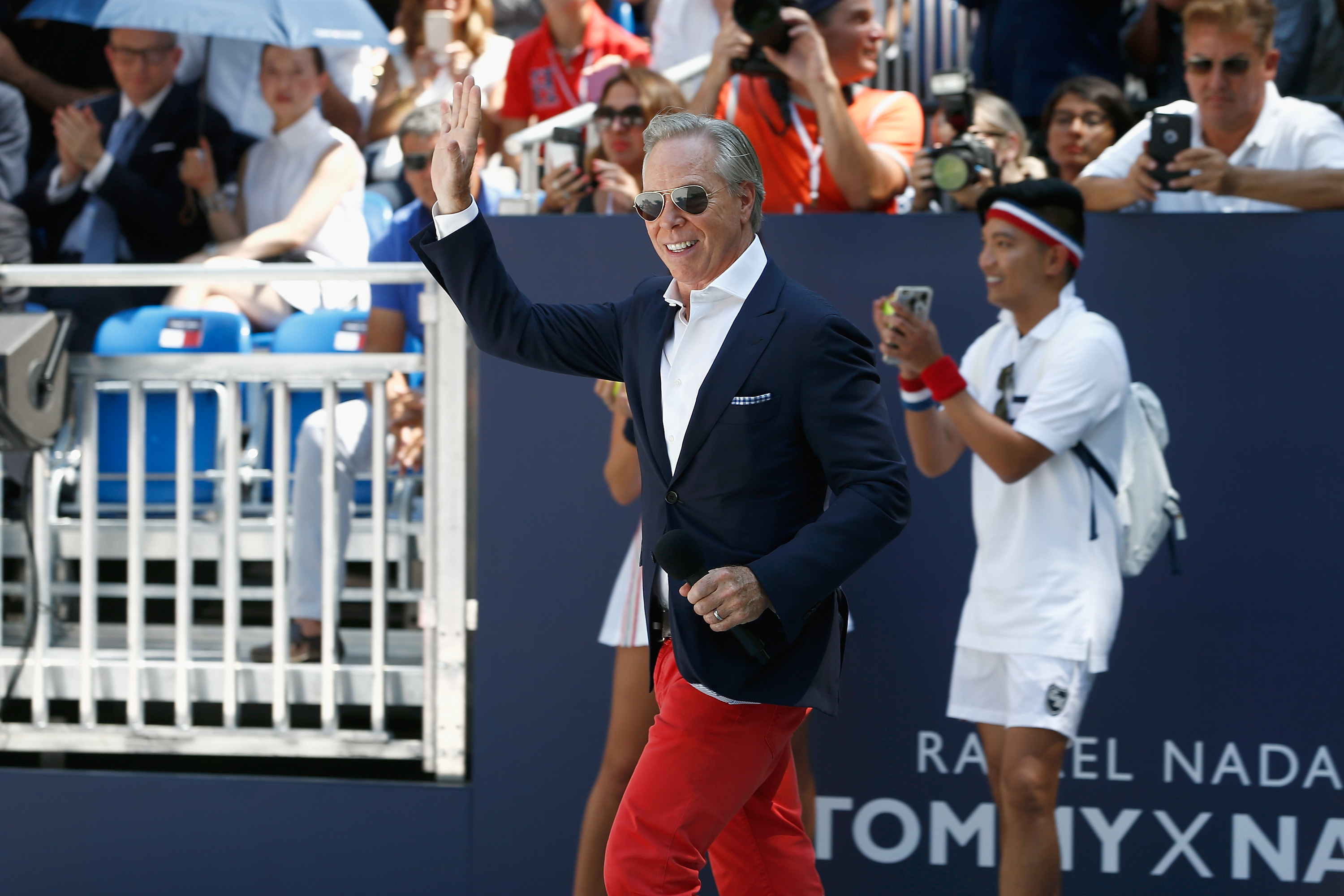 63a3a4532 Tommy Hilfiger Is Not A Fan Of Today's Tennis Clothes & Here's Why