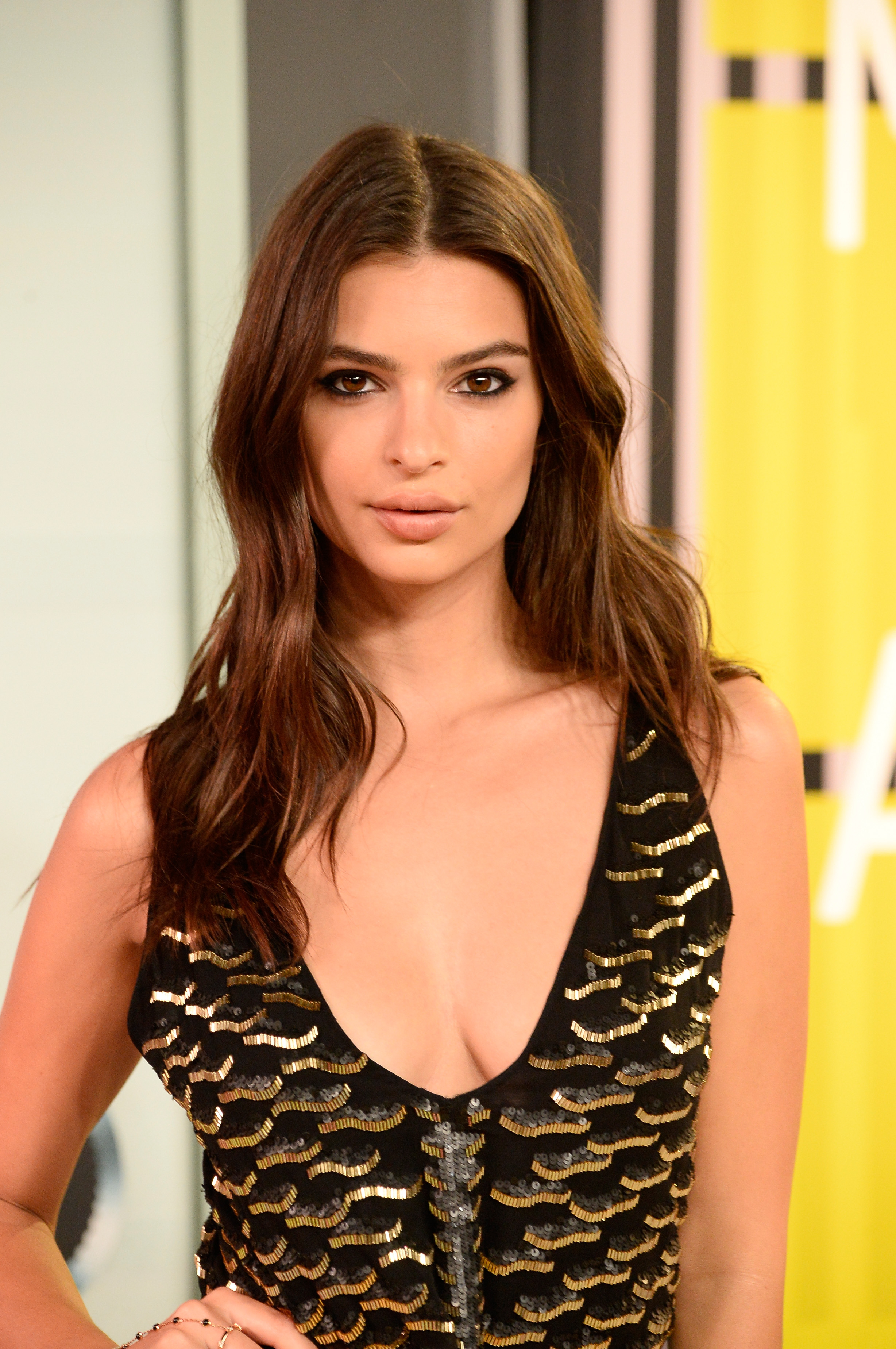 Who Is The Actress In The Buick Super Bowl Ad Emily Ratajkowski Is