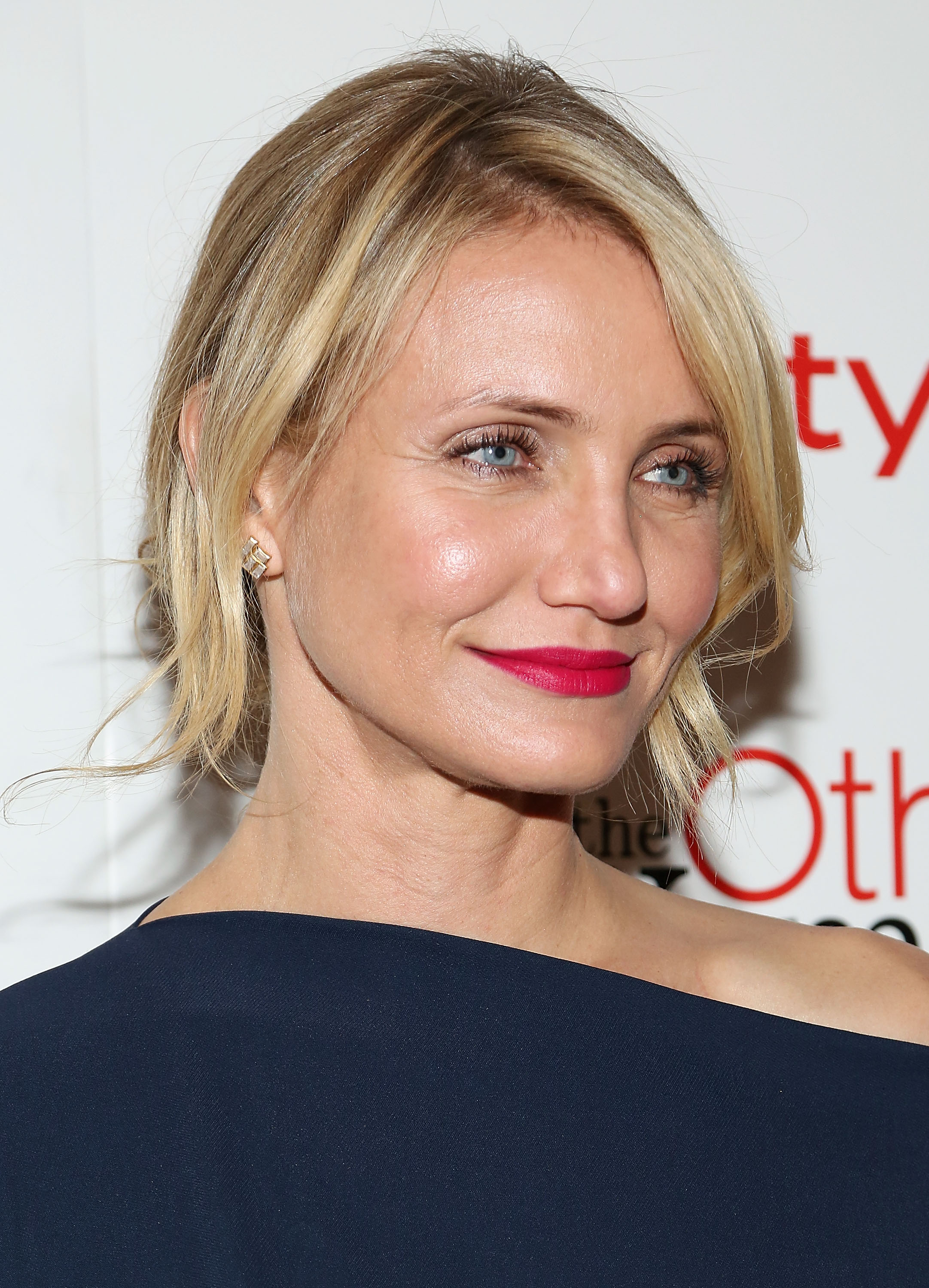 Cameron Diaz Has No Problem Saying She S Been With A Woman